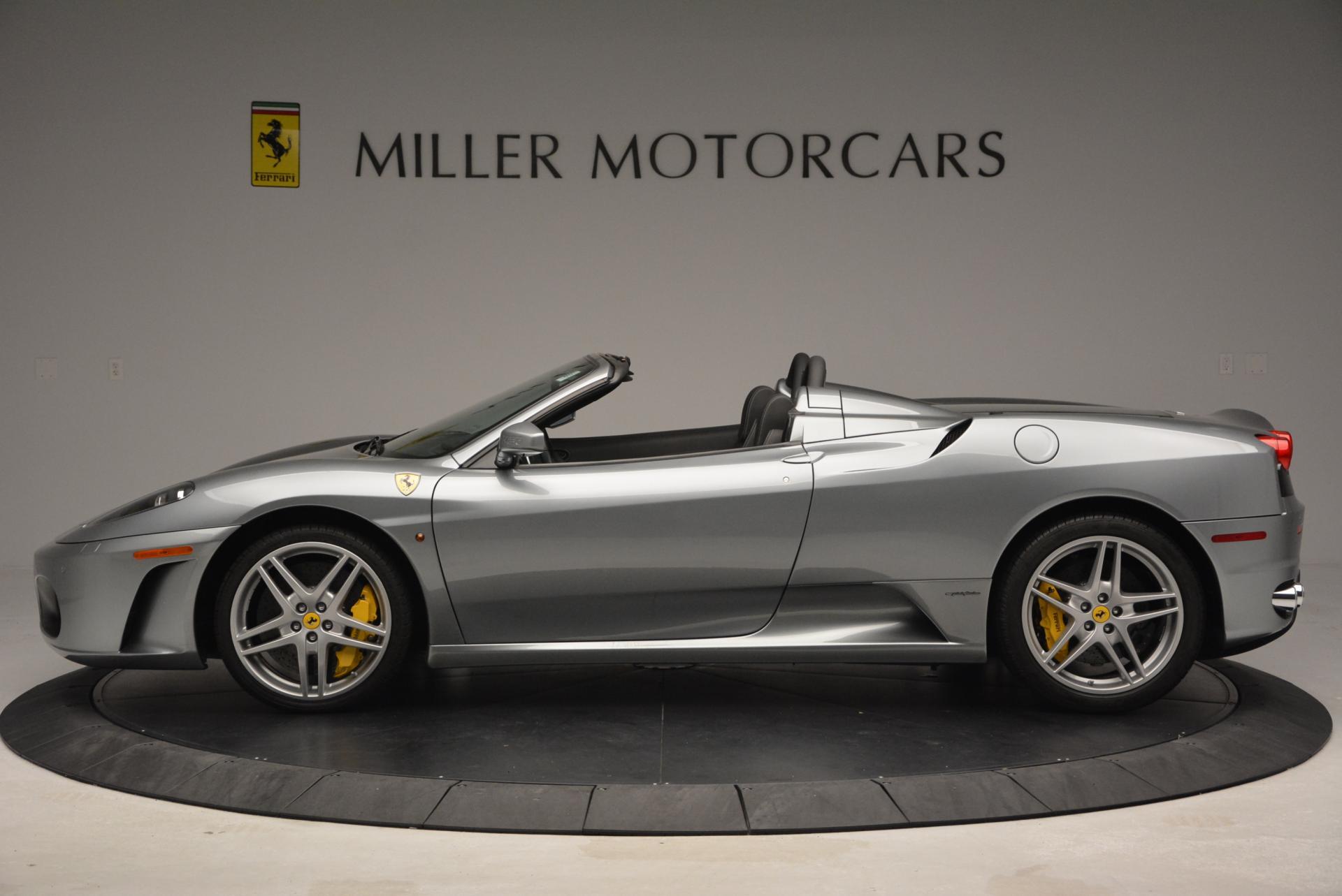 Used 2009 Ferrari F430 Spider F1 For Sale In Greenwich, CT. Alfa Romeo of Greenwich, 4243 131_p3