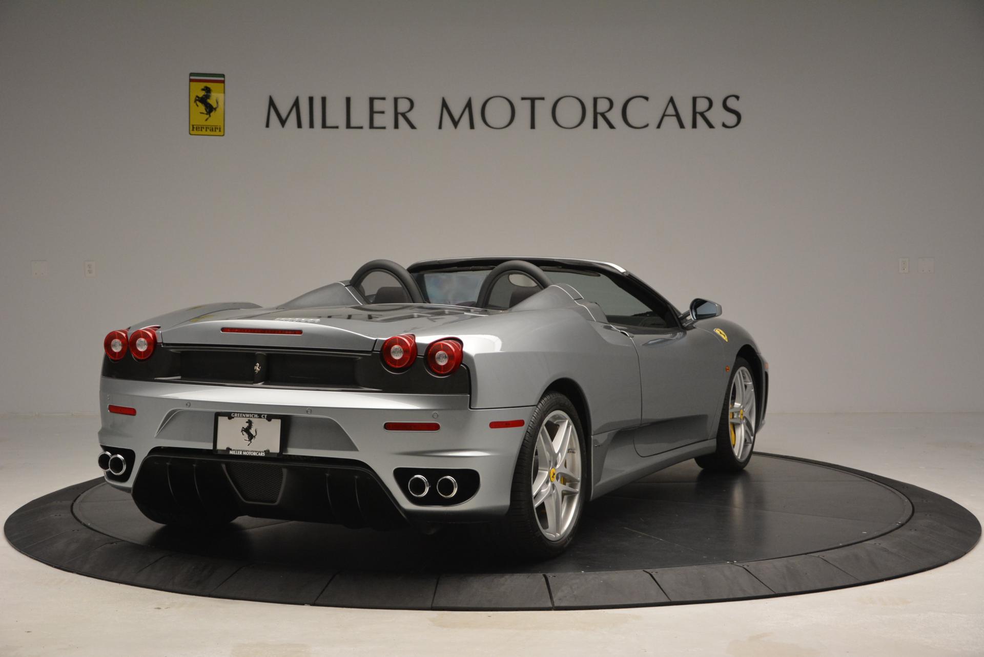 Used 2009 Ferrari F430 Spider F1 For Sale In Greenwich, CT. Alfa Romeo of Greenwich, 4243 131_p7