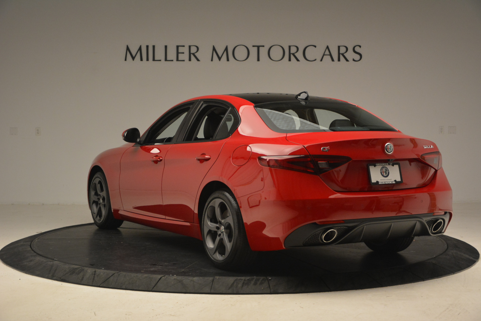 New 2017 Alfa Romeo Giulia Q4 For Sale In Greenwich, CT. Alfa Romeo of Greenwich, L131 1311_p6