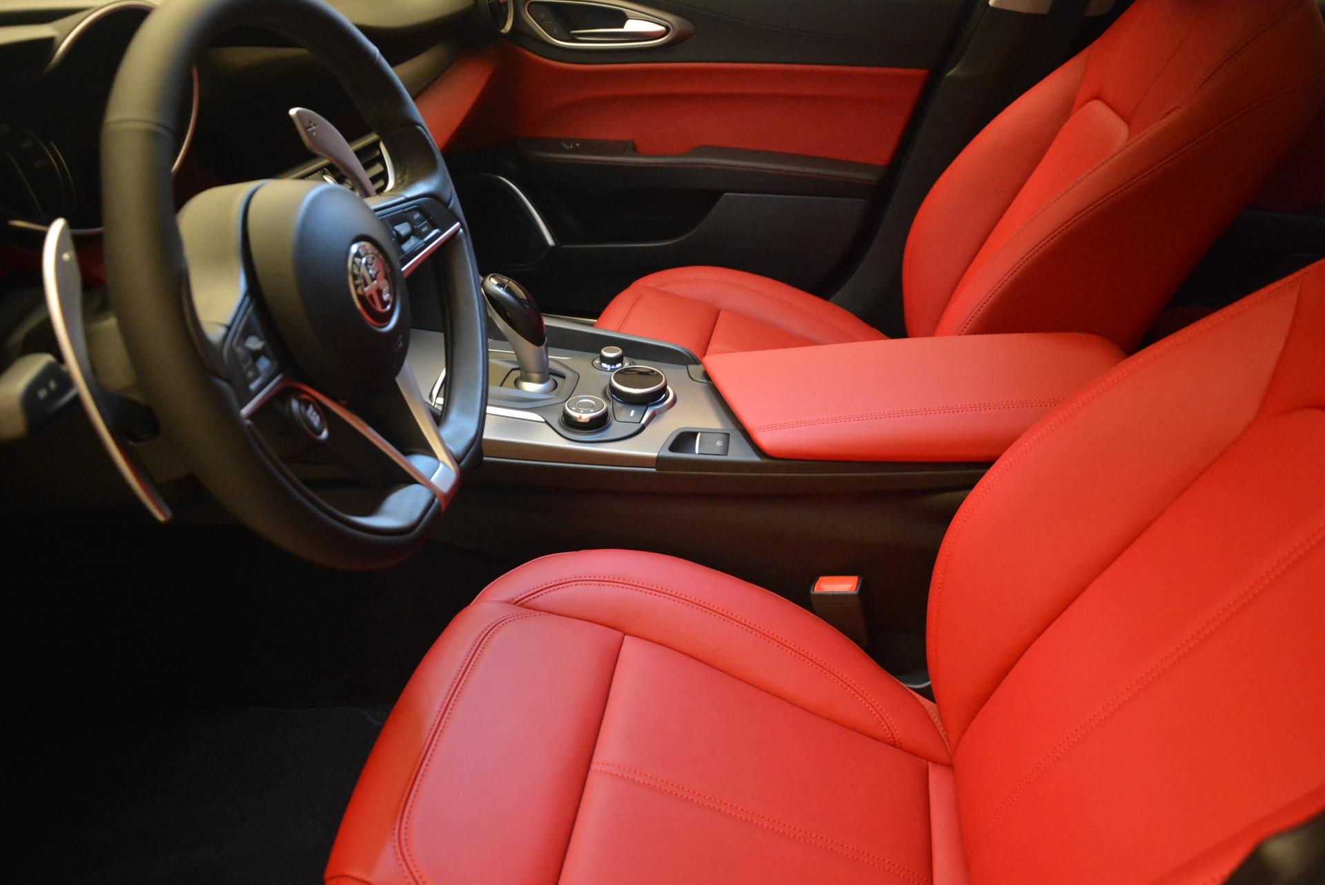 New 2017 Alfa Romeo Giulia Q4 For Sale In Greenwich, CT. Alfa Romeo of Greenwich, L135 1313_p14
