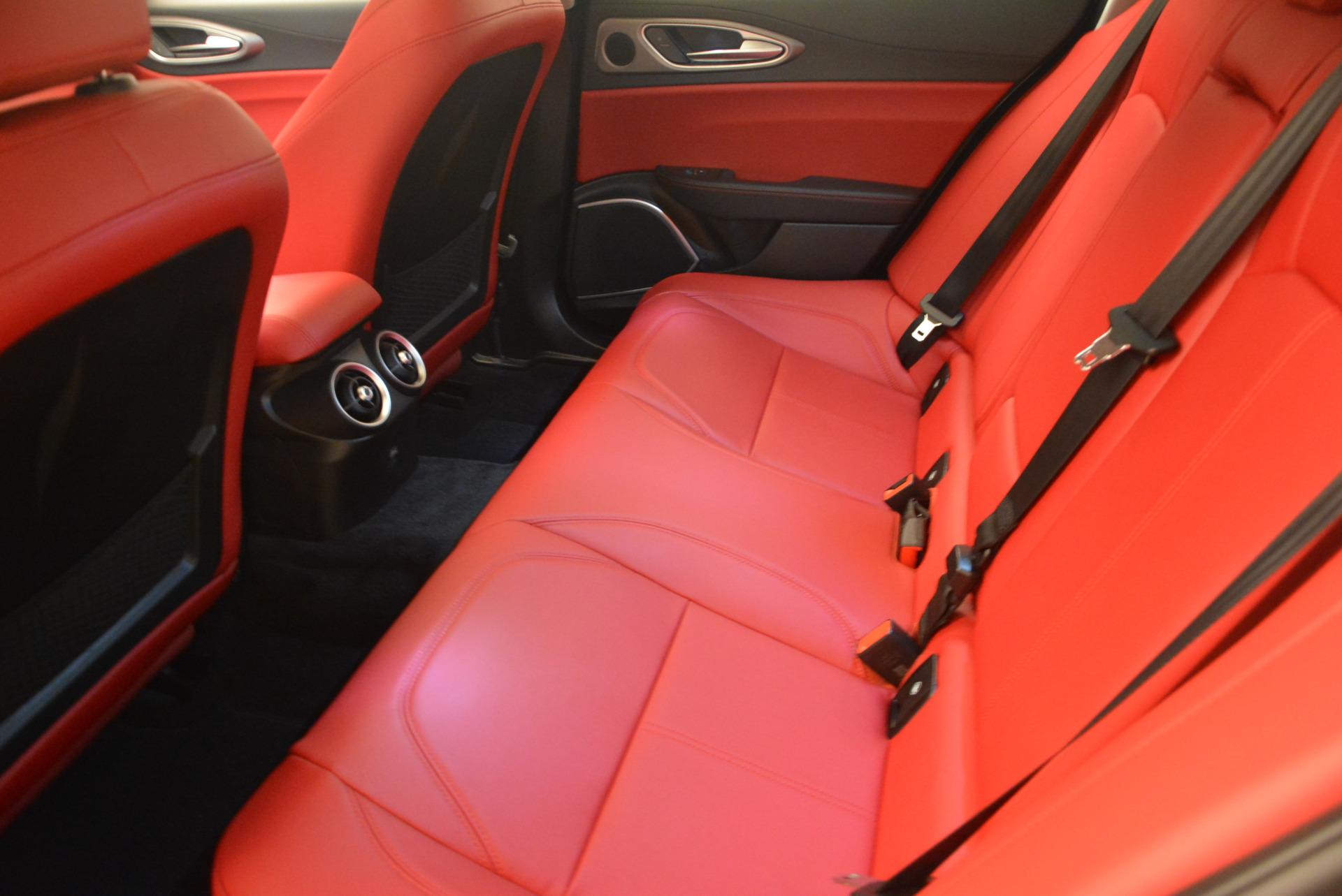 New 2017 Alfa Romeo Giulia Q4 For Sale In Greenwich, CT. Alfa Romeo of Greenwich, L135 1313_p17