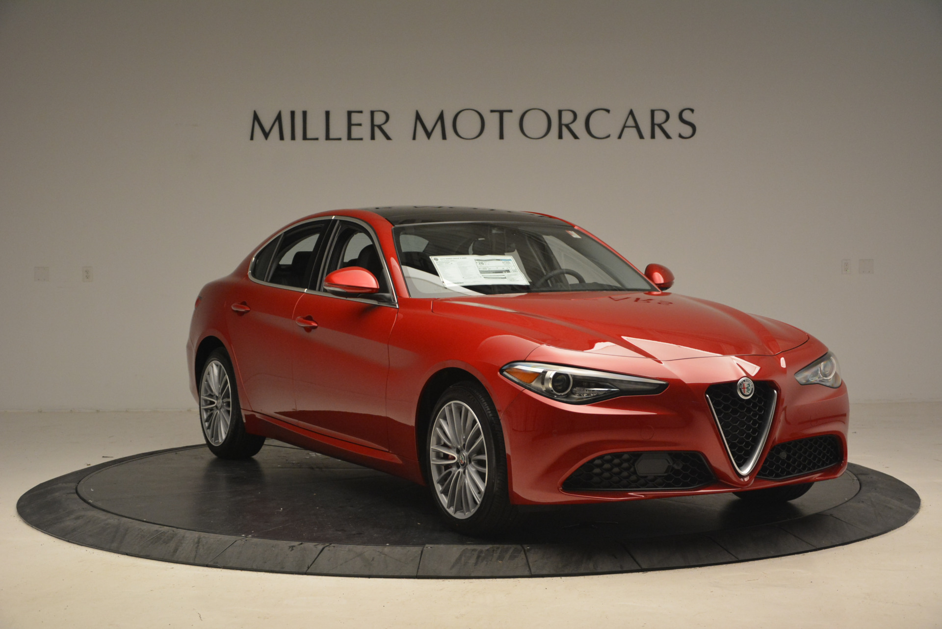 New 2017 Alfa Romeo Giulia Ti Q4 For Sale In Greenwich, CT. Alfa Romeo of Greenwich, L138 1314_p11