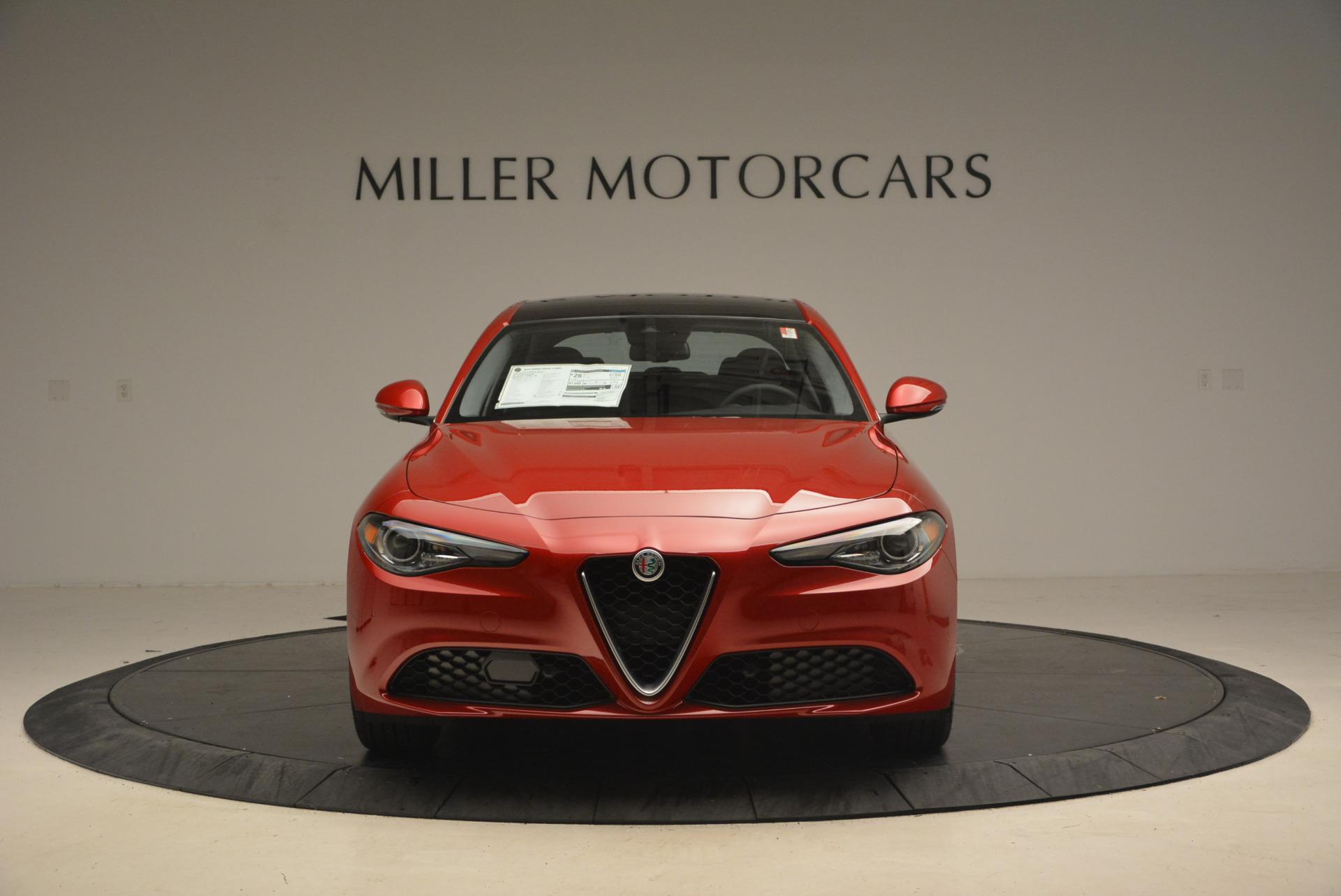 New 2017 Alfa Romeo Giulia Ti Q4 For Sale In Greenwich, CT. Alfa Romeo of Greenwich, L138 1314_p12