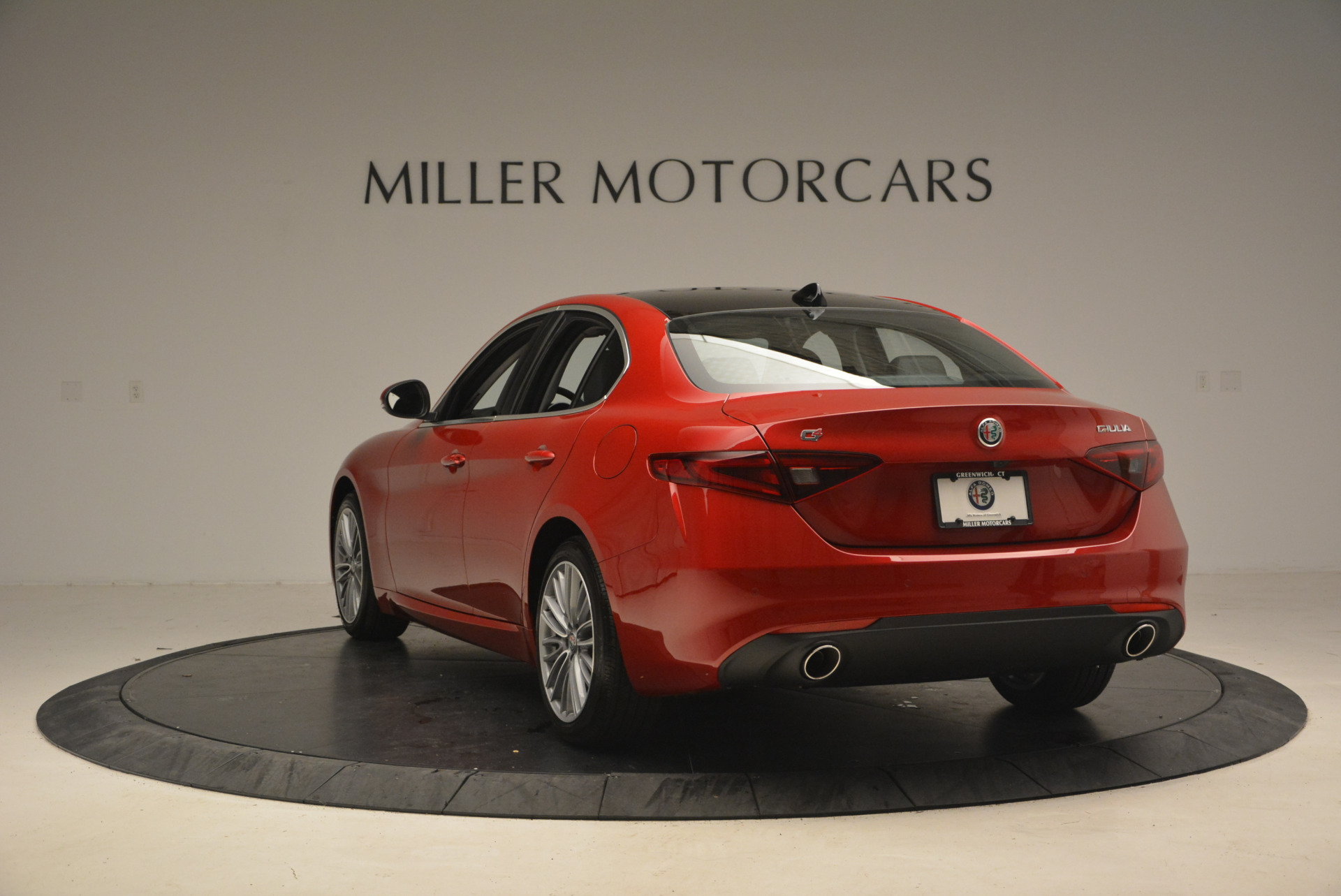 New 2017 Alfa Romeo Giulia Ti Q4 For Sale In Greenwich, CT. Alfa Romeo of Greenwich, L138 1314_p5