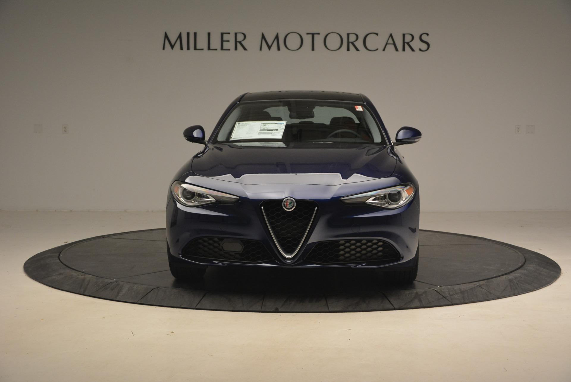 New 2017 Alfa Romeo Giulia Q4 For Sale In Greenwich, CT. Alfa Romeo of Greenwich, LW020 1318_p9