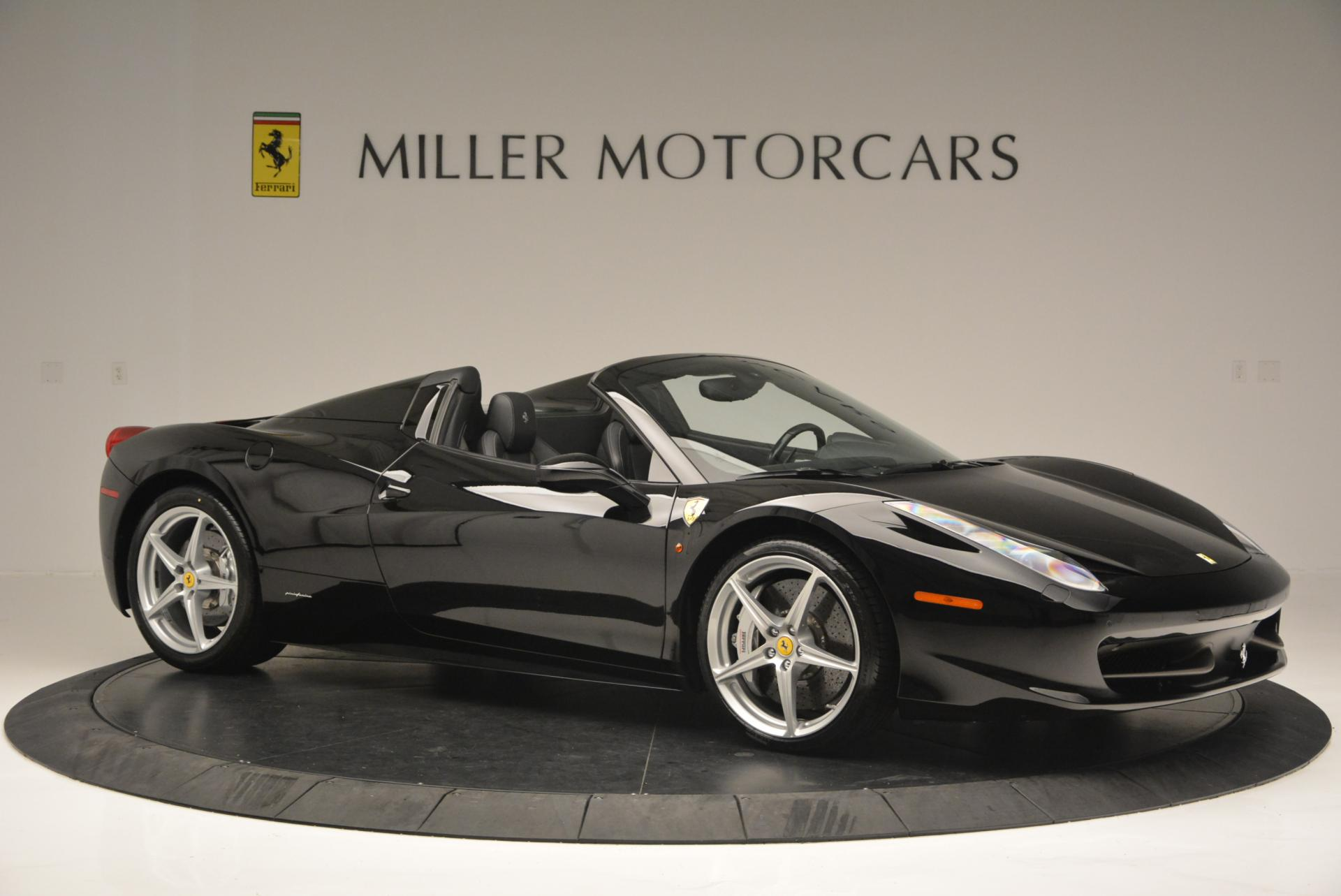 Used 2013 Ferrari 458 Spider  For Sale In Greenwich, CT. Alfa Romeo of Greenwich, 4309 132_p10