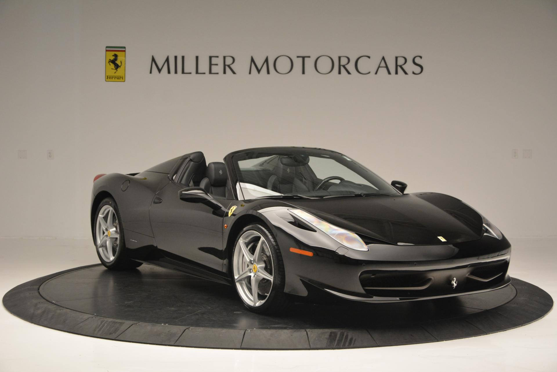 Used 2013 Ferrari 458 Spider  For Sale In Greenwich, CT. Alfa Romeo of Greenwich, 4309 132_p11