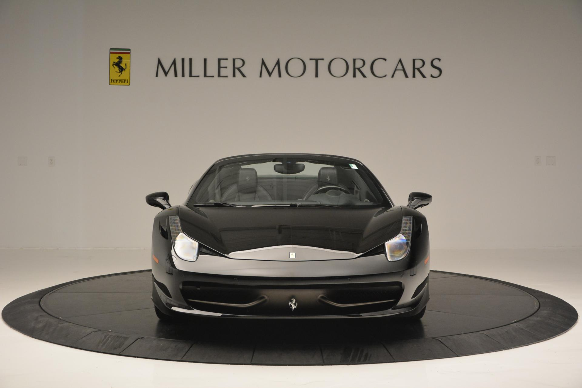 Used 2013 Ferrari 458 Spider  For Sale In Greenwich, CT. Alfa Romeo of Greenwich, 4309 132_p12