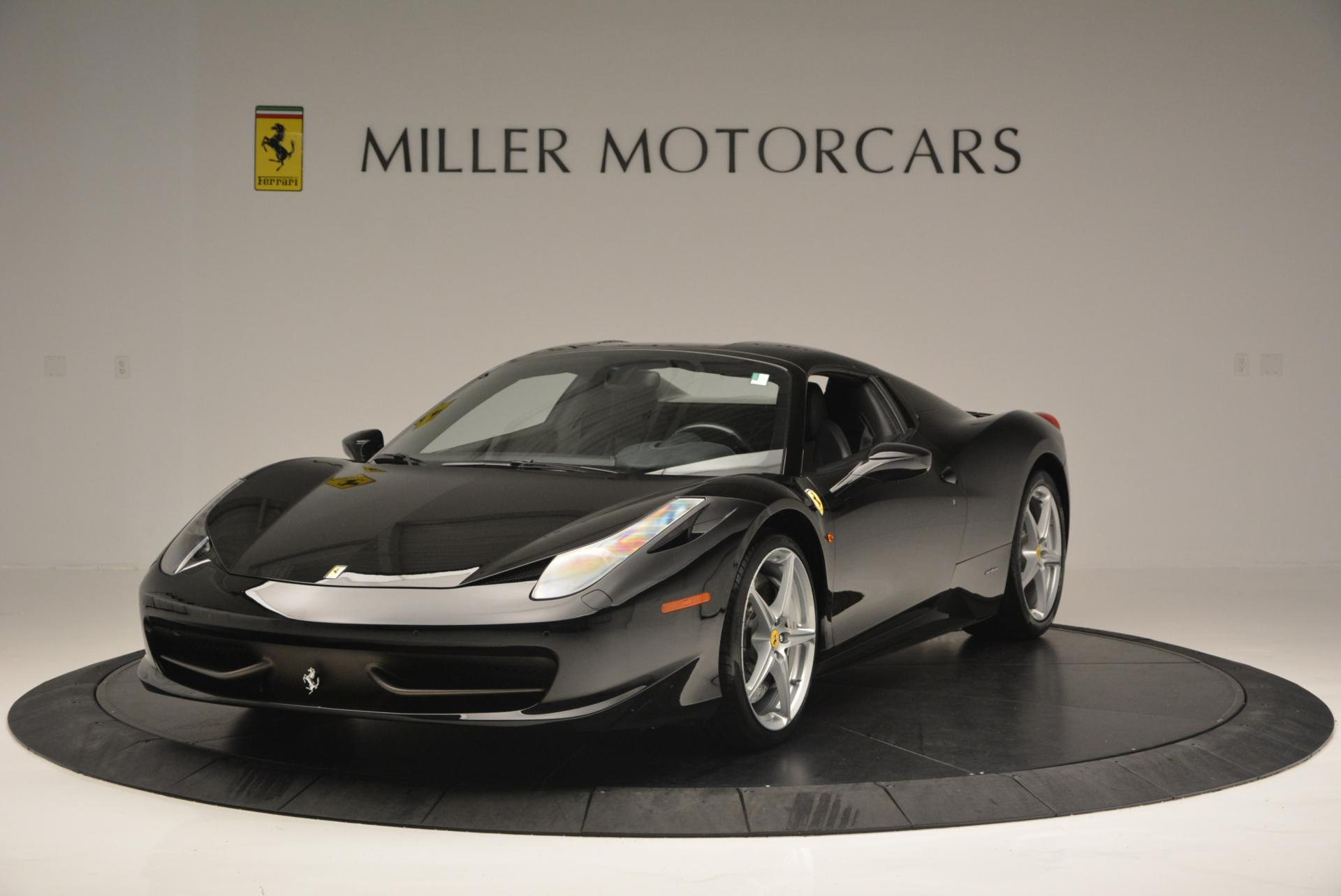 Used 2013 Ferrari 458 Spider  For Sale In Greenwich, CT. Alfa Romeo of Greenwich, 4309 132_p13