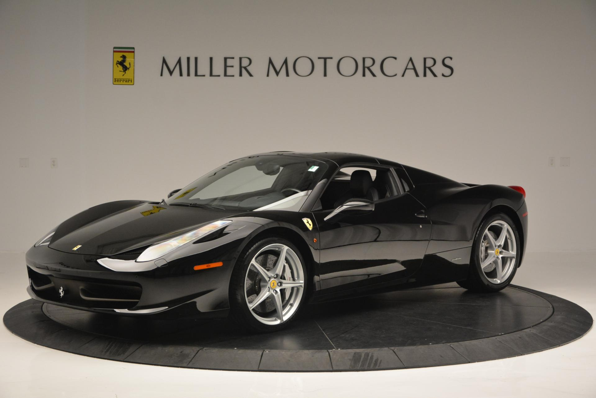 Used 2013 Ferrari 458 Spider  For Sale In Greenwich, CT. Alfa Romeo of Greenwich, 4309 132_p14