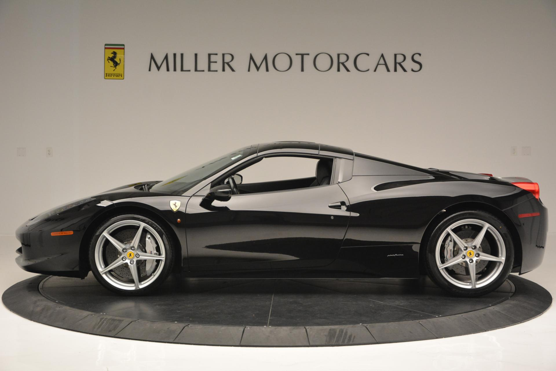 Used 2013 Ferrari 458 Spider  For Sale In Greenwich, CT. Alfa Romeo of Greenwich, 4309 132_p15