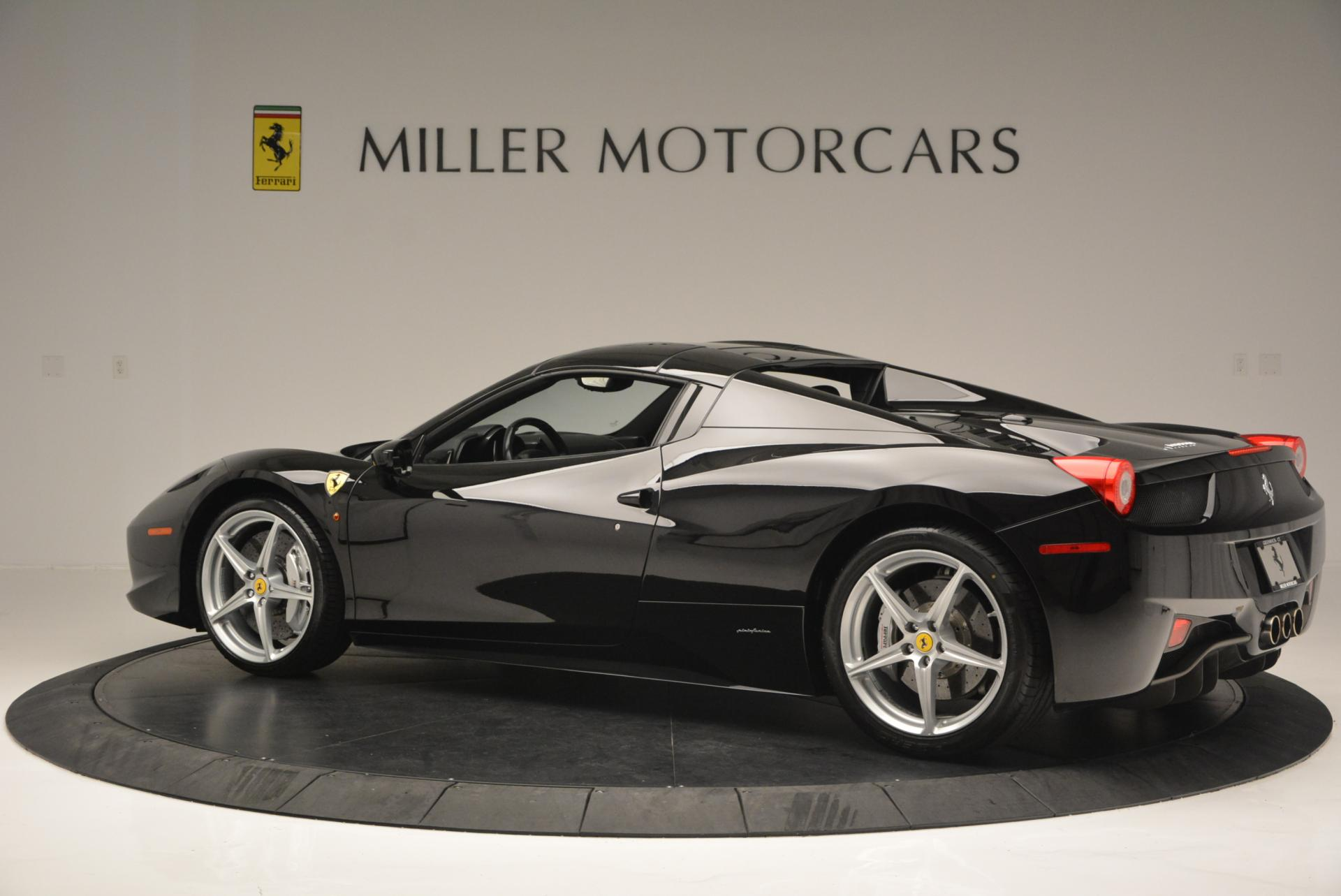 Used 2013 Ferrari 458 Spider  For Sale In Greenwich, CT. Alfa Romeo of Greenwich, 4309 132_p16