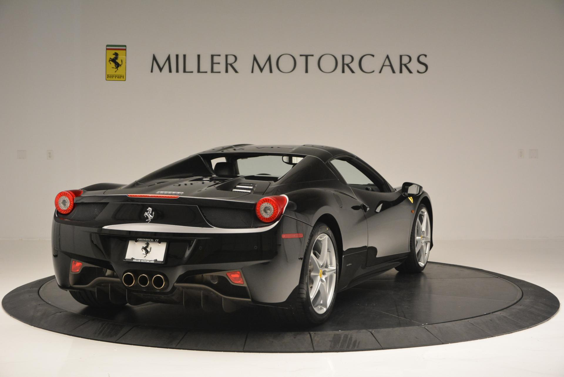 Used 2013 Ferrari 458 Spider  For Sale In Greenwich, CT. Alfa Romeo of Greenwich, 4309 132_p19
