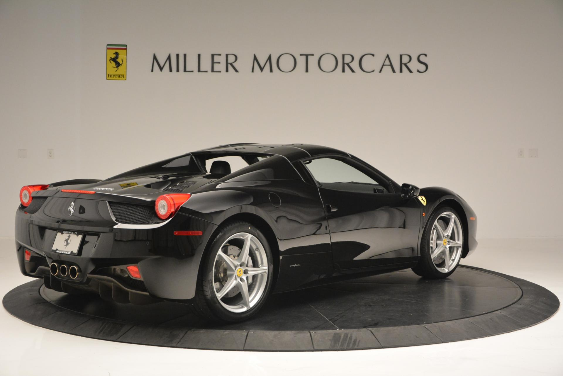 Used 2013 Ferrari 458 Spider  For Sale In Greenwich, CT. Alfa Romeo of Greenwich, 4309 132_p20