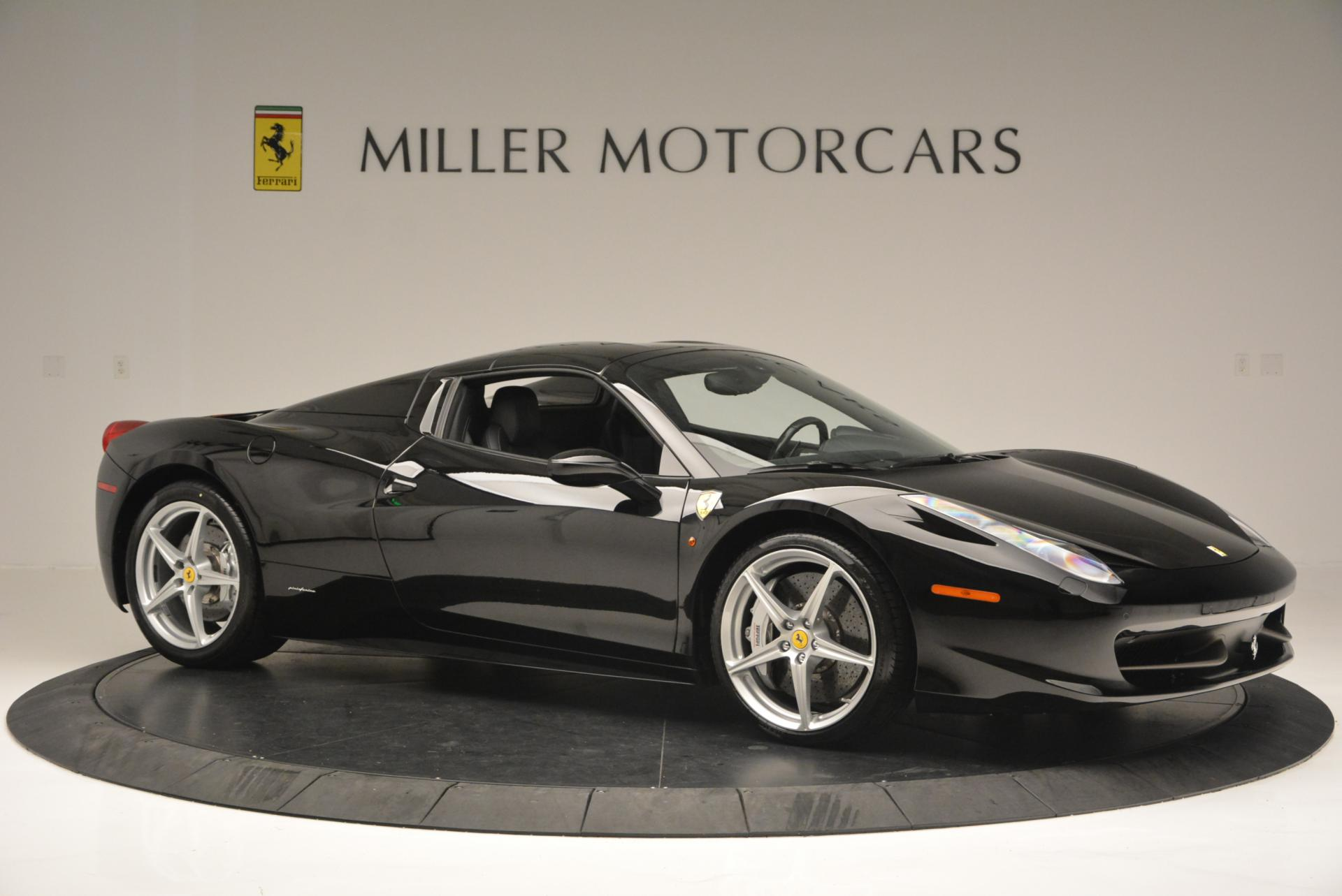 Used 2013 Ferrari 458 Spider  For Sale In Greenwich, CT. Alfa Romeo of Greenwich, 4309 132_p22