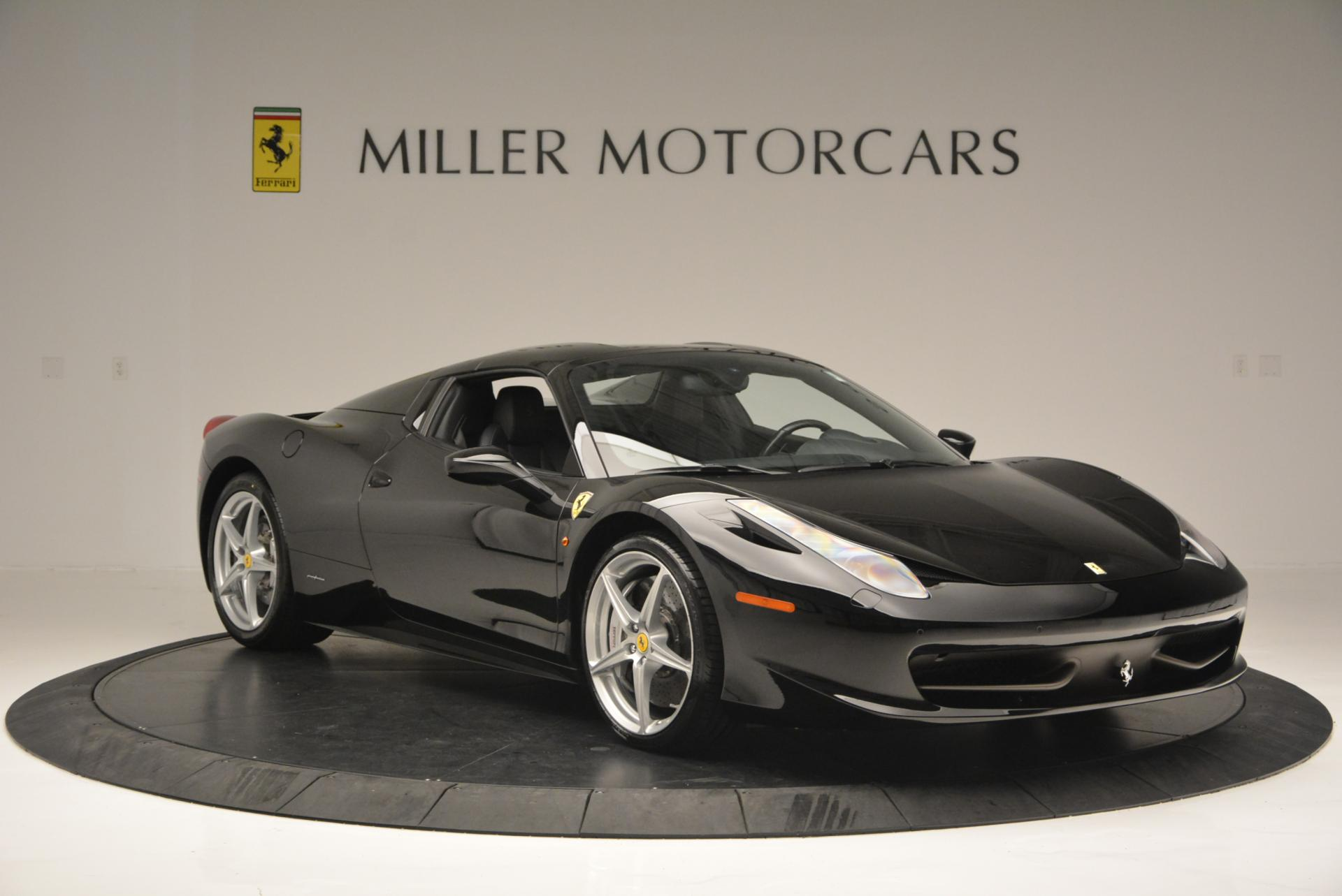 Used 2013 Ferrari 458 Spider  For Sale In Greenwich, CT. Alfa Romeo of Greenwich, 4309 132_p23