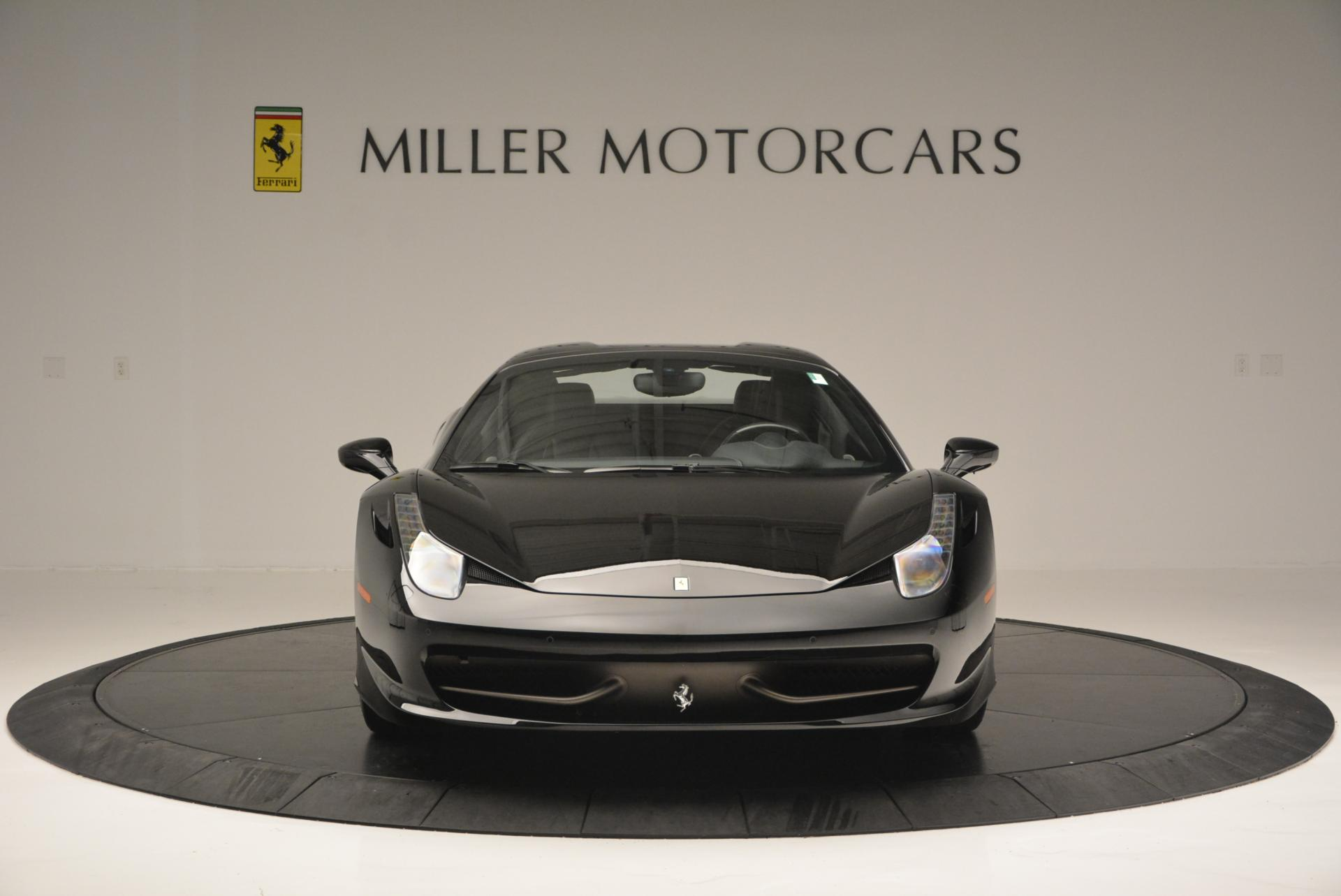 Used 2013 Ferrari 458 Spider  For Sale In Greenwich, CT. Alfa Romeo of Greenwich, 4309 132_p24