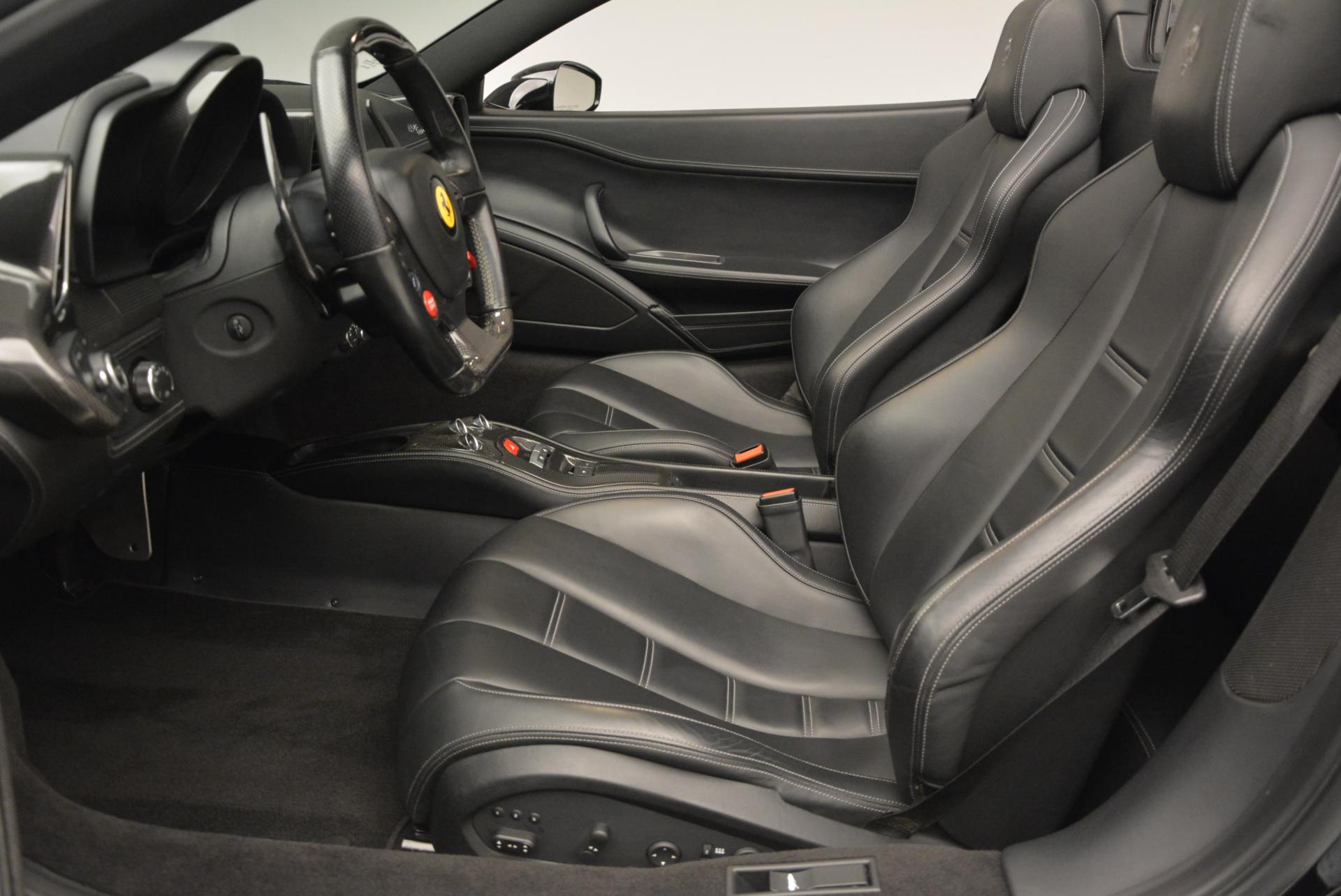 Used 2013 Ferrari 458 Spider  For Sale In Greenwich, CT. Alfa Romeo of Greenwich, 4309 132_p26