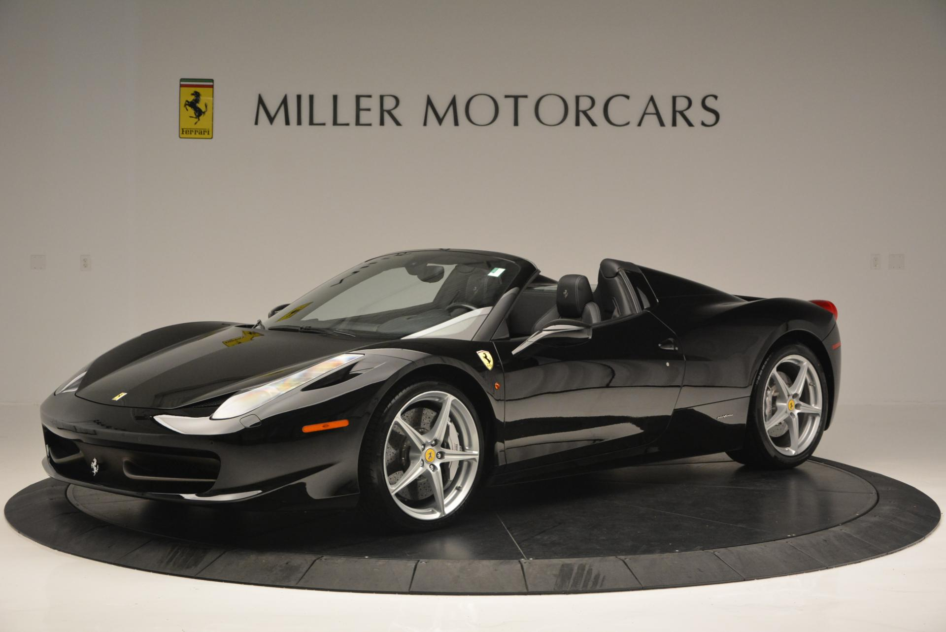 Used 2013 Ferrari 458 Spider  For Sale In Greenwich, CT. Alfa Romeo of Greenwich, 4309 132_p2