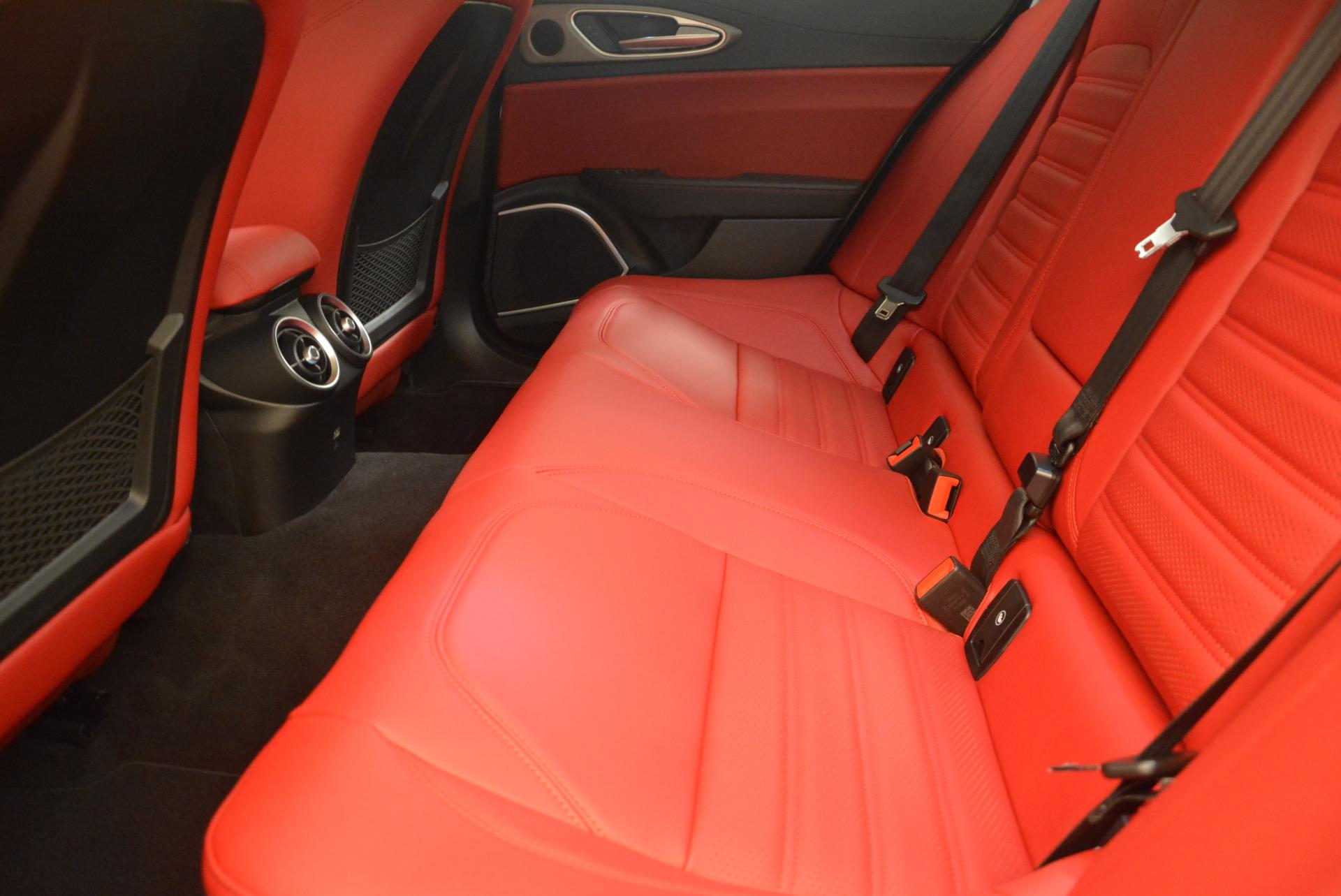 New 2017 Alfa Romeo Giulia Ti Q4 For Sale In Greenwich, CT. Alfa Romeo of Greenwich, L145 1321_p17