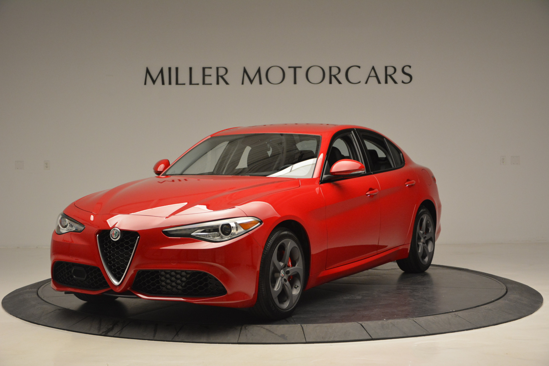 New 2017 Alfa Romeo Giulia Sport Q4 For Sale In Greenwich, CT. Alfa Romeo of Greenwich, L149