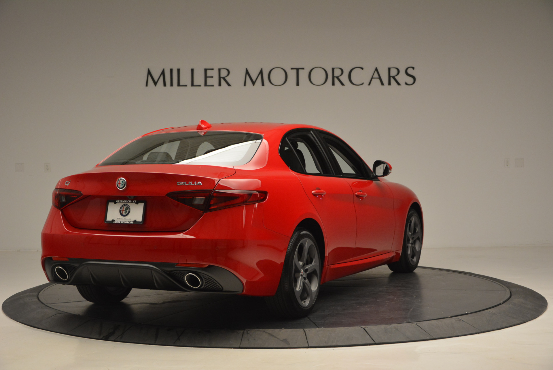 New 2017 Alfa Romeo Giulia Sport Q4 For Sale In Greenwich, CT. Alfa Romeo of Greenwich, L149 1323_p7