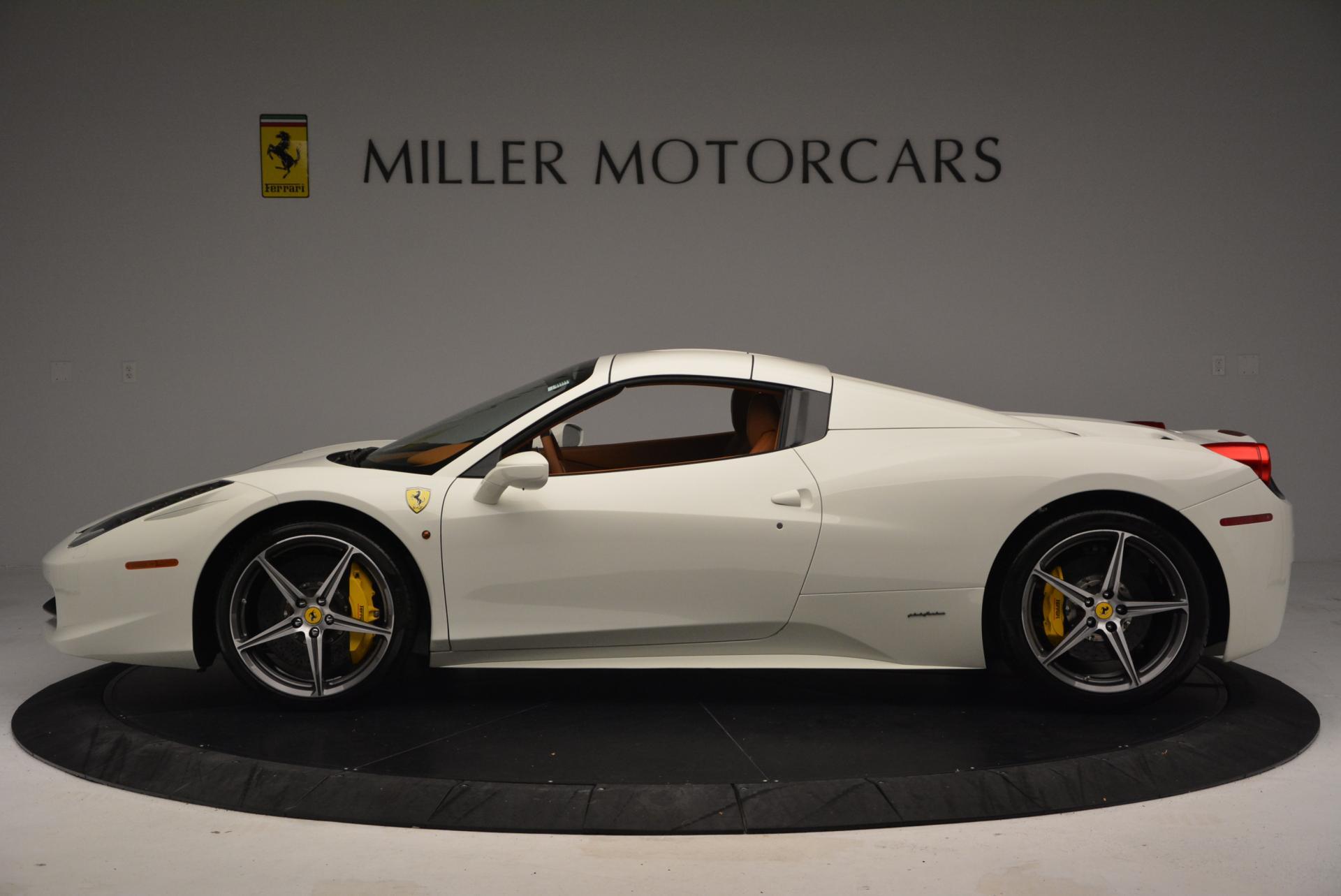 Used 2012 Ferrari 458 Spider  For Sale In Greenwich, CT. Alfa Romeo of Greenwich, F1724A 133_p15