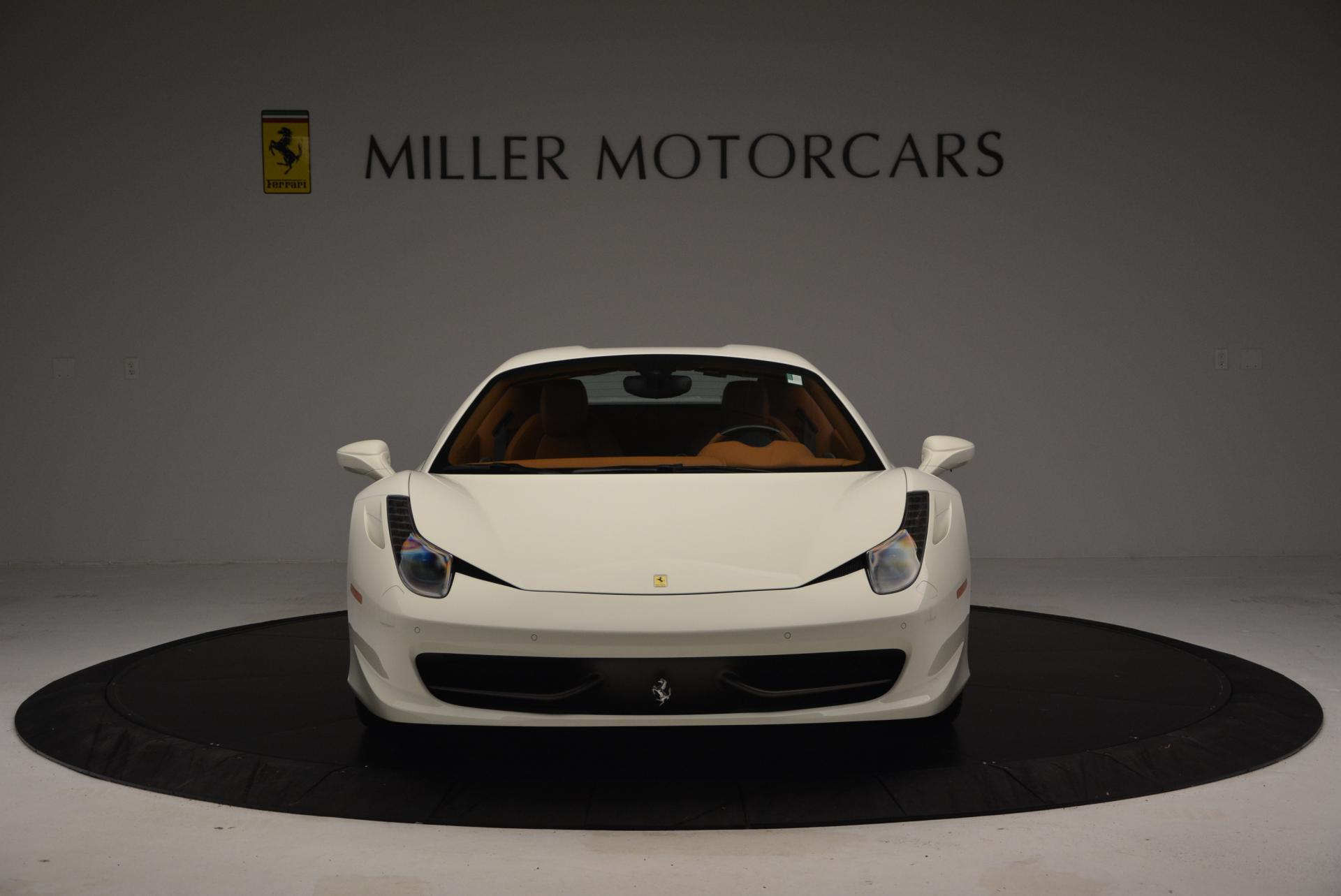 Used 2012 Ferrari 458 Spider  For Sale In Greenwich, CT. Alfa Romeo of Greenwich, F1724A 133_p24