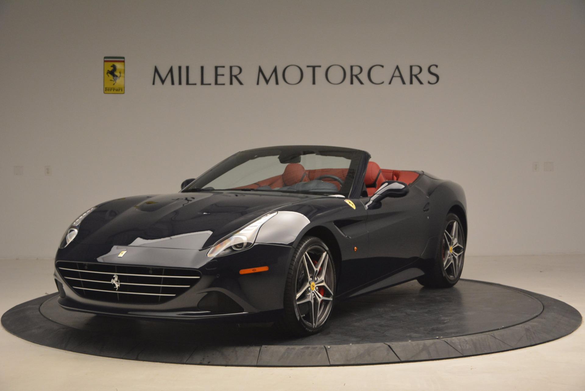 Used 2017 Ferrari California T  For Sale In Greenwich, CT. Alfa Romeo of Greenwich, F1778B 1330_main
