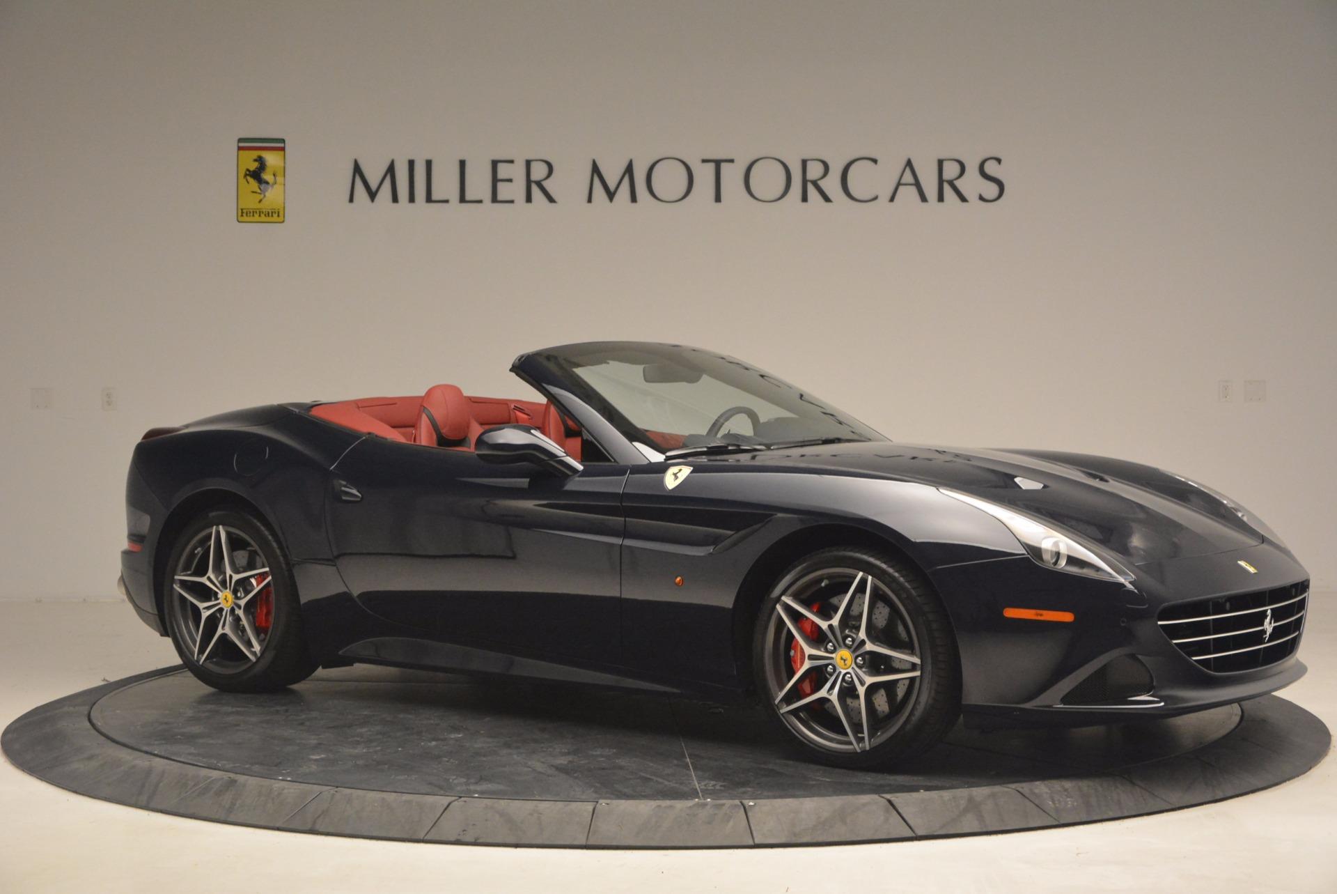Used 2017 Ferrari California T  For Sale In Greenwich, CT. Alfa Romeo of Greenwich, F1778B 1330_p10