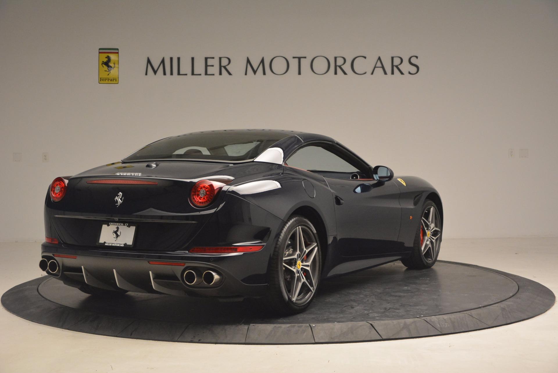 Used 2017 Ferrari California T  For Sale In Greenwich, CT. Alfa Romeo of Greenwich, F1778B 1330_p19