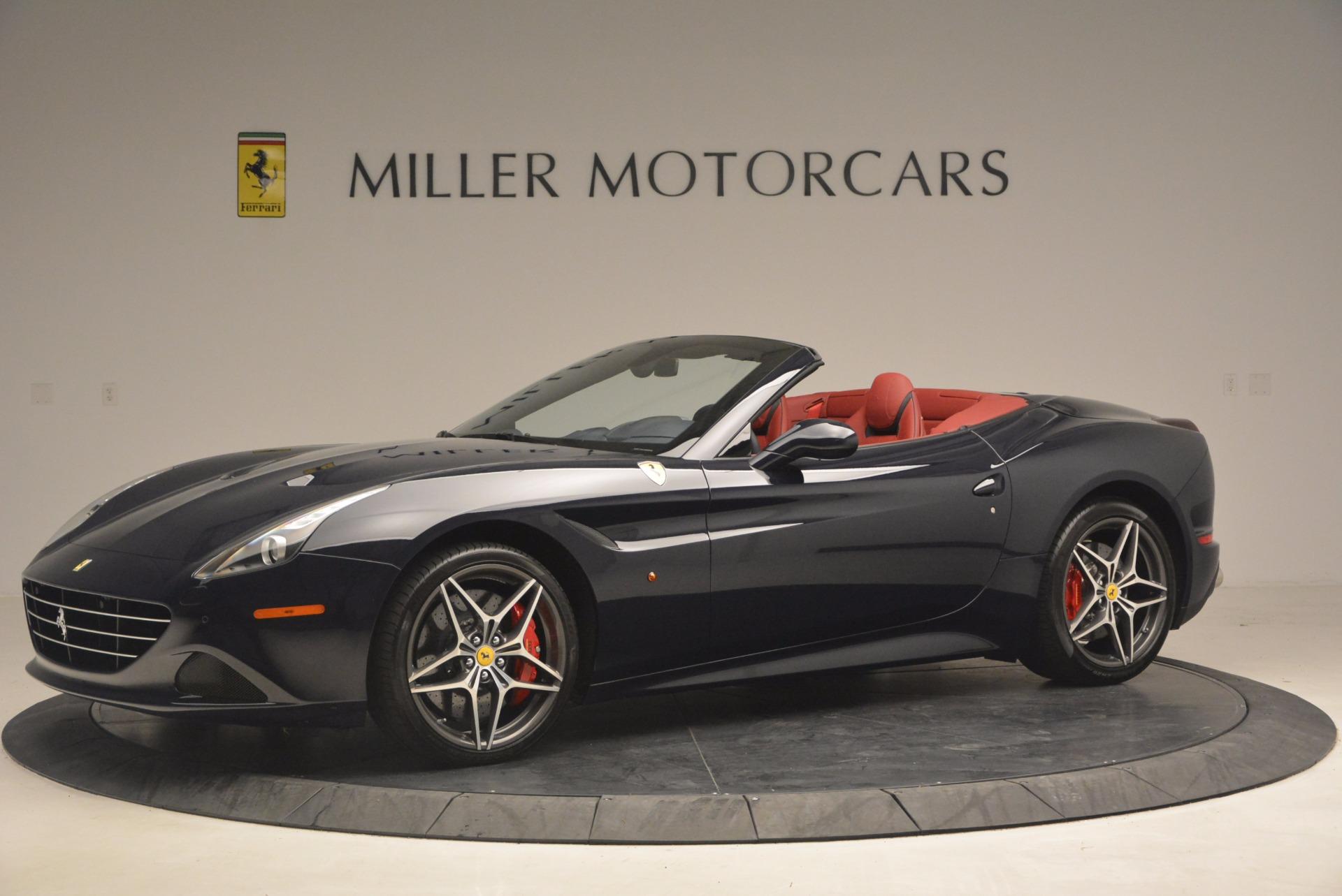 Used 2017 Ferrari California T  For Sale In Greenwich, CT. Alfa Romeo of Greenwich, F1778B 1330_p2