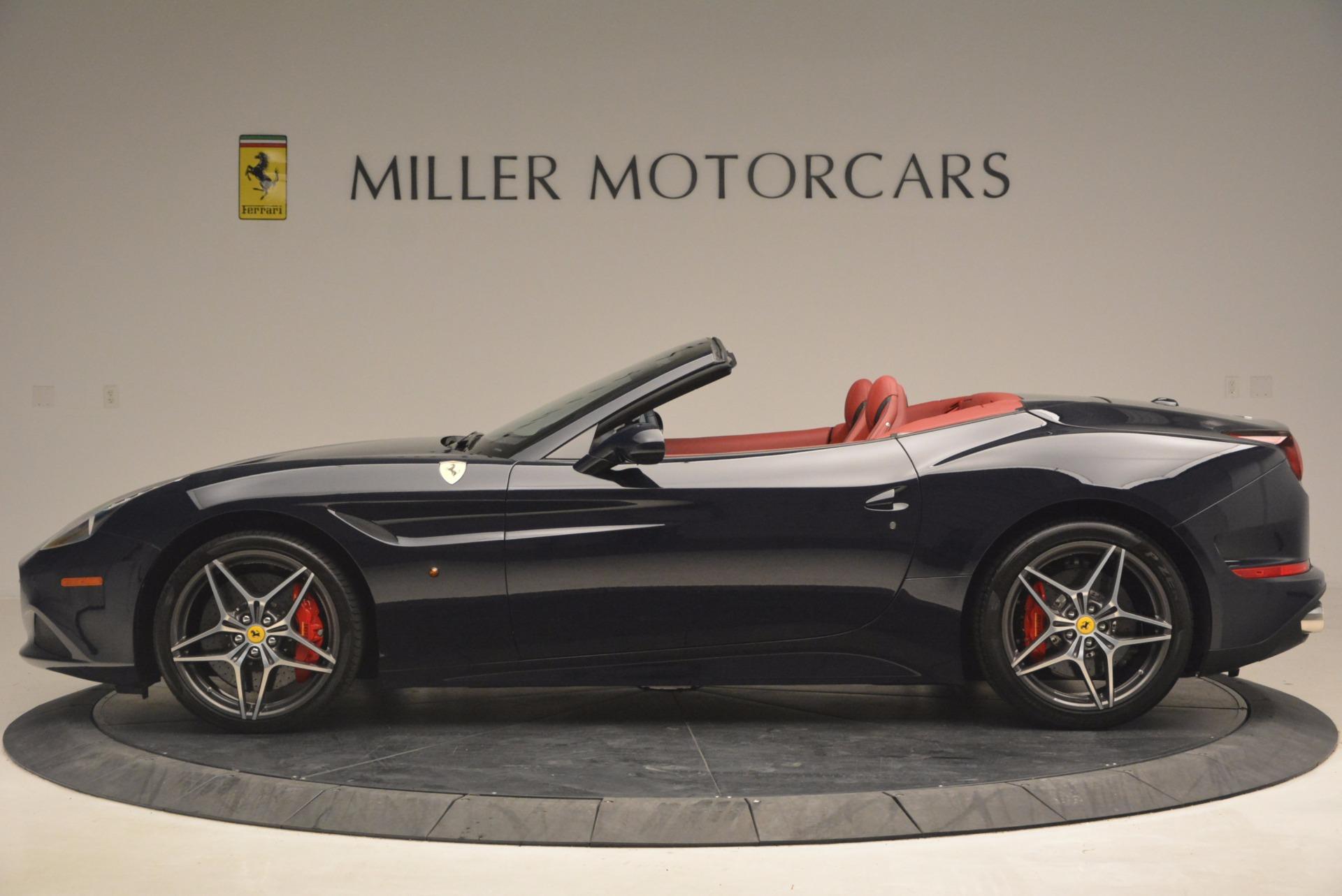 Used 2017 Ferrari California T  For Sale In Greenwich, CT. Alfa Romeo of Greenwich, F1778B 1330_p3