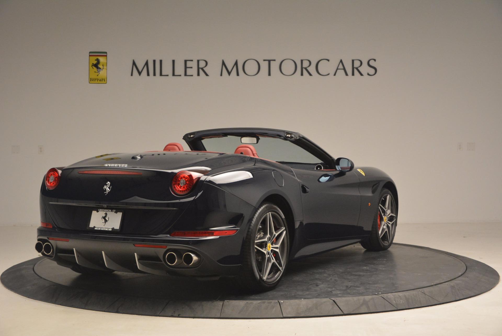 Used 2017 Ferrari California T  For Sale In Greenwich, CT. Alfa Romeo of Greenwich, F1778B 1330_p7