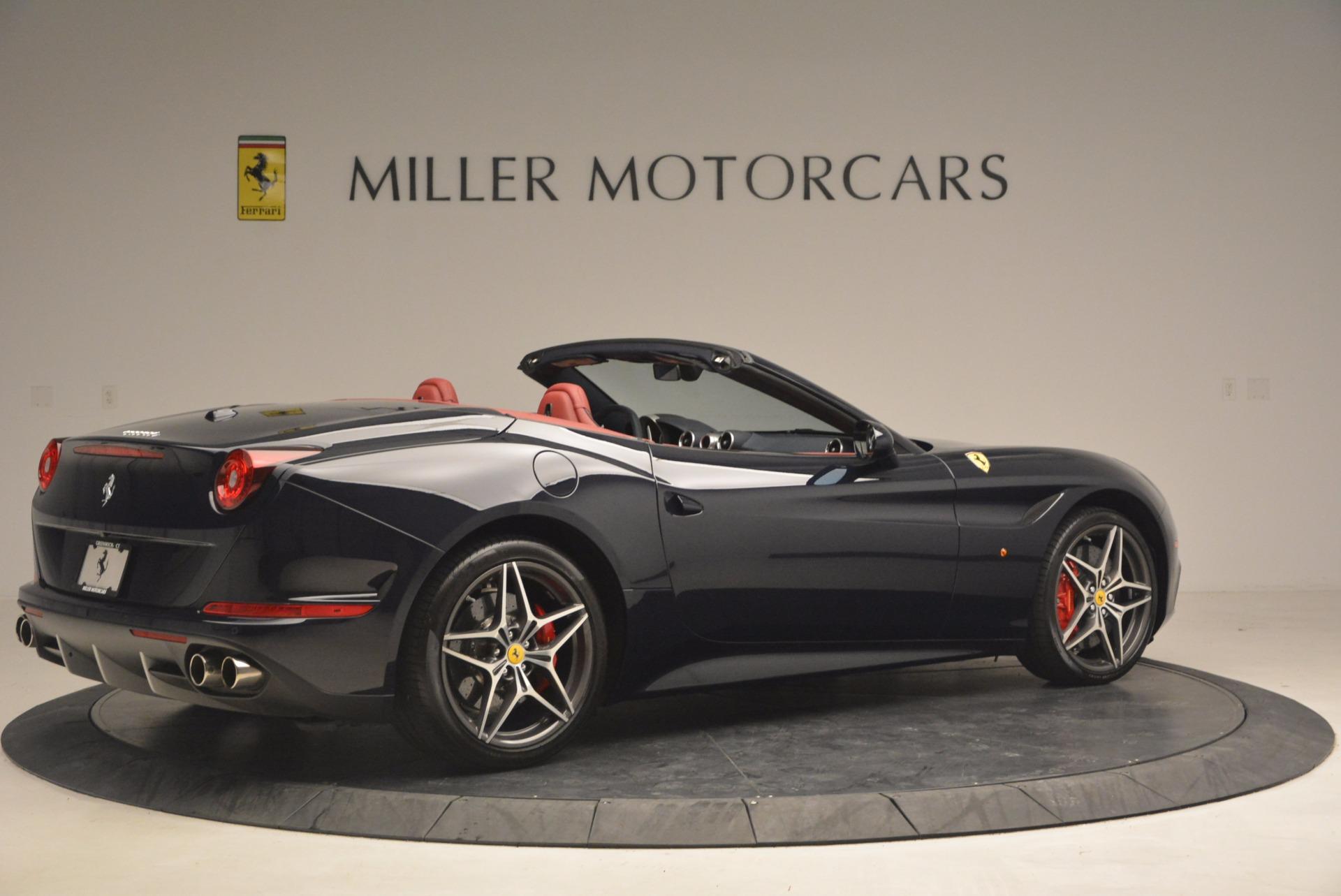 Used 2017 Ferrari California T  For Sale In Greenwich, CT. Alfa Romeo of Greenwich, F1778B 1330_p8