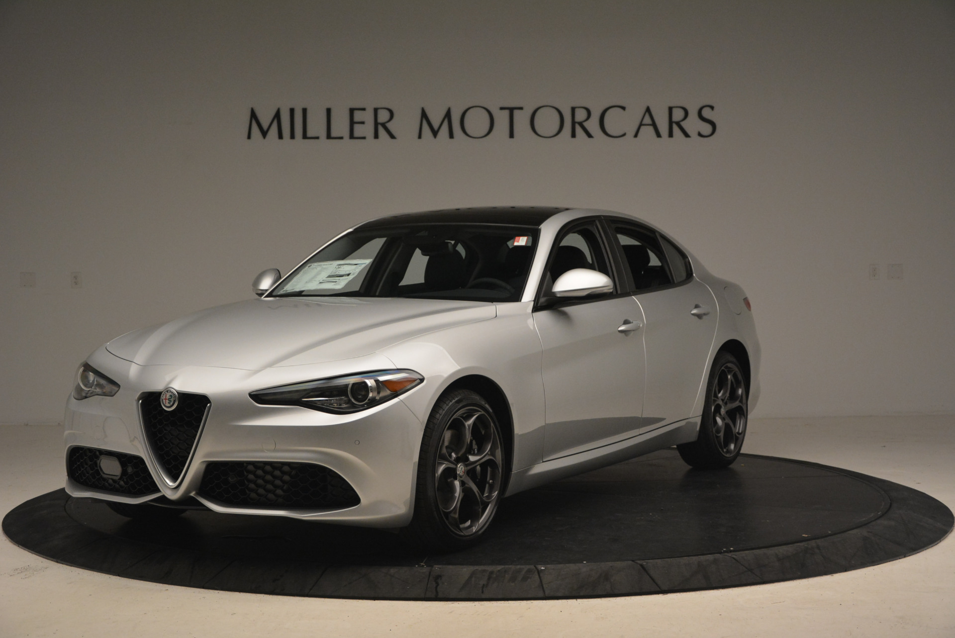 new 2017 alfa romeo giulia ti sport q4 greenwich ct. Black Bedroom Furniture Sets. Home Design Ideas