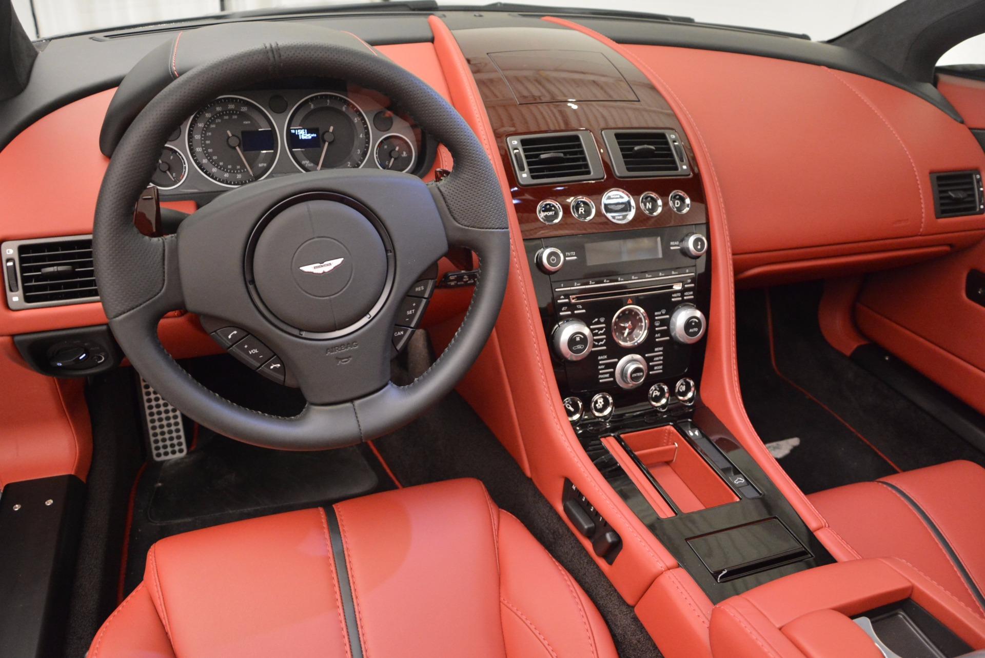Used 2015 Aston Martin V12 Vantage S Roadster For Sale In Greenwich, CT. Alfa Romeo of Greenwich, 7227 1335_p21