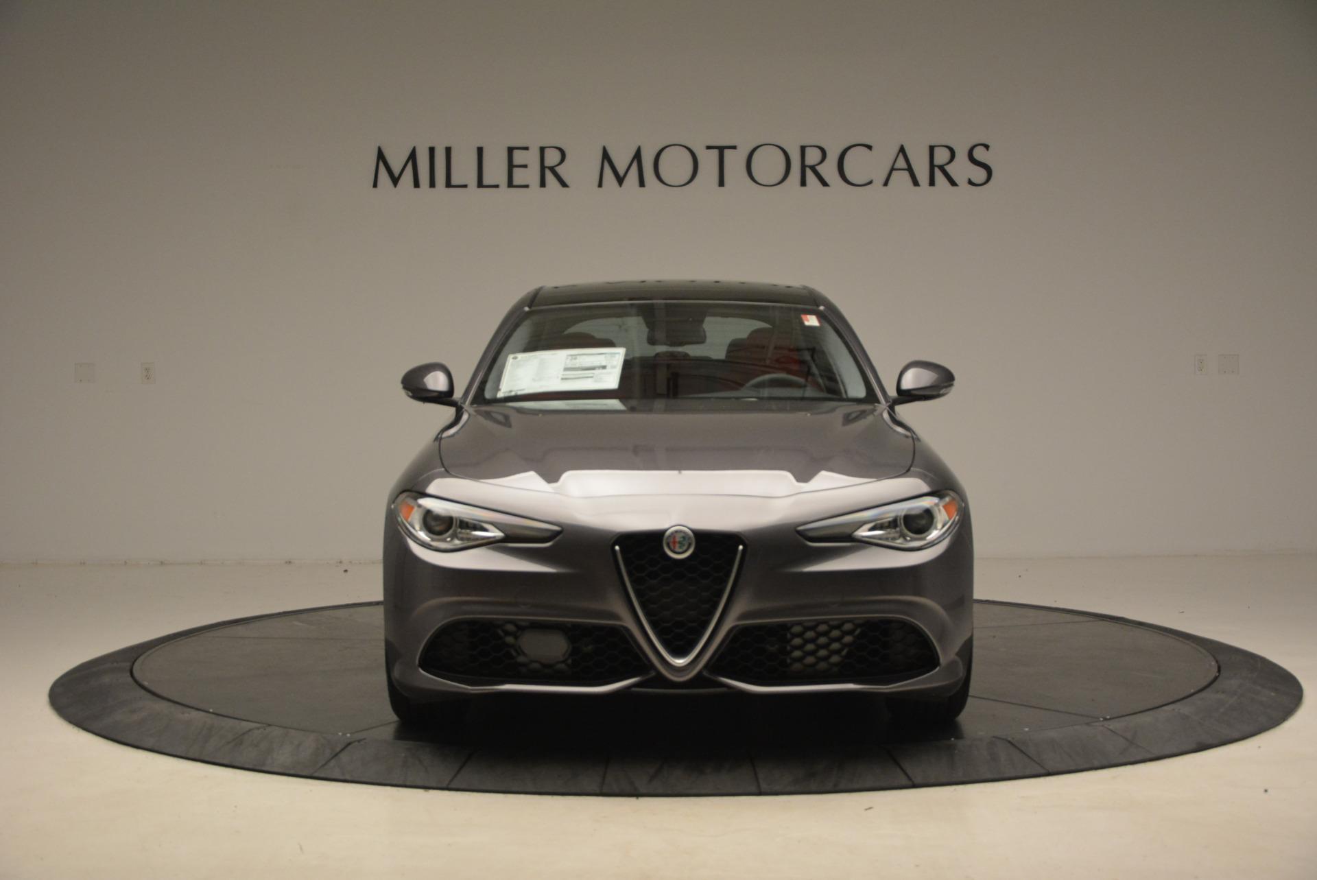 New 2017 Alfa Romeo Giulia Ti Q4 For Sale In Greenwich, CT. Alfa Romeo of Greenwich, L161 1336_p12