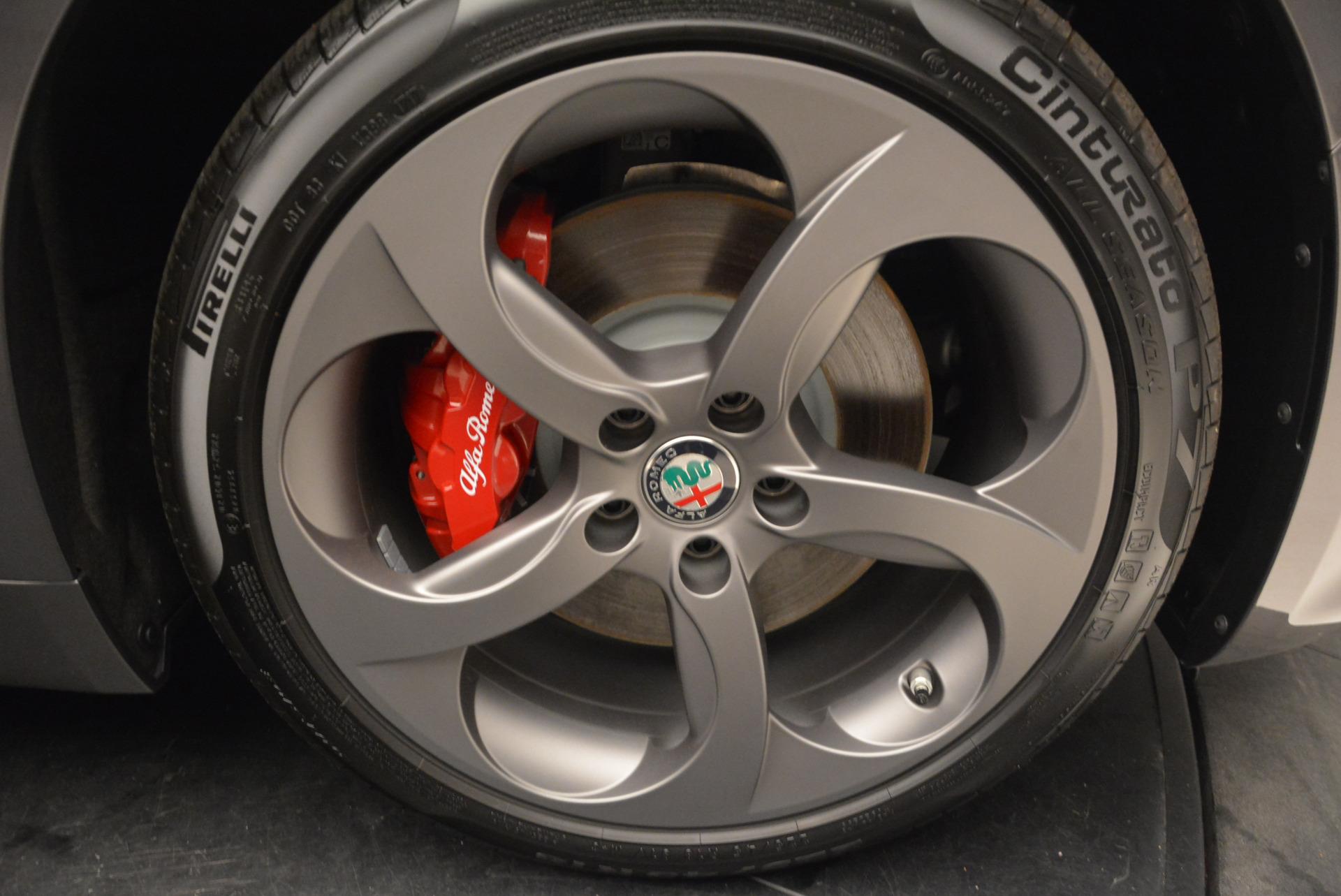 New 2017 Alfa Romeo Giulia Ti Q4 For Sale In Greenwich, CT. Alfa Romeo of Greenwich, L161 1336_p25