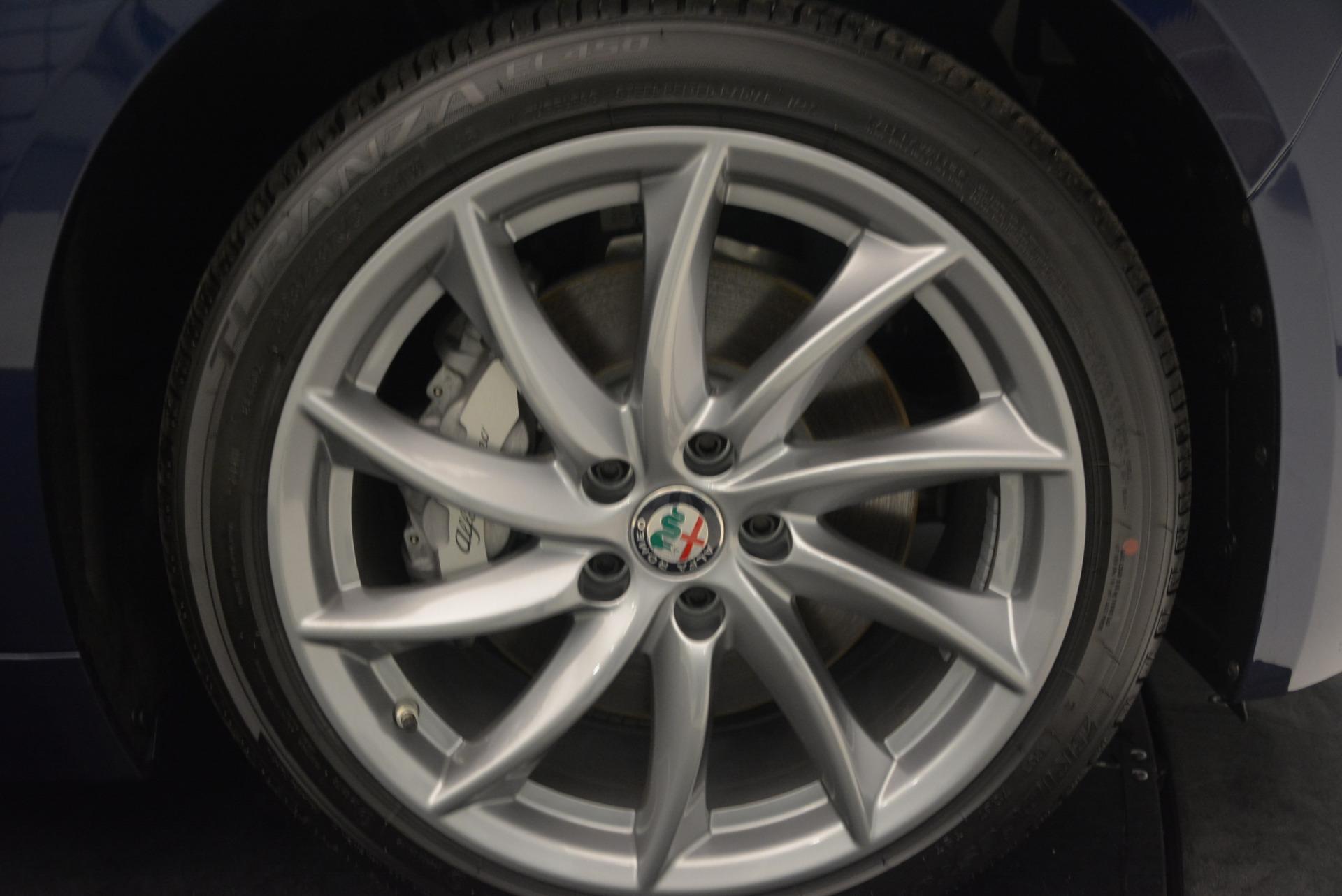 New 2017 Alfa Romeo Giulia Q4 For Sale In Greenwich, CT. Alfa Romeo of Greenwich, L160 1339_p25