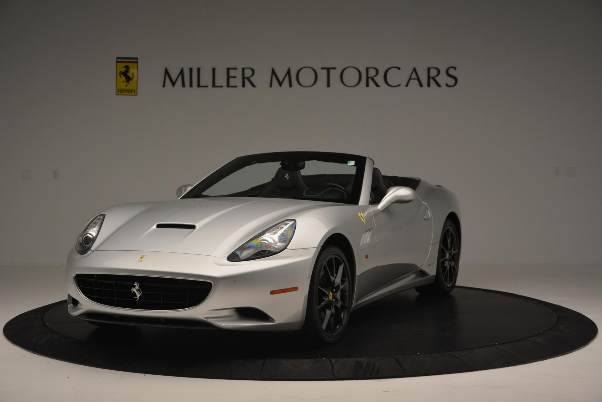 Used 2012 Ferrari California  For Sale In Greenwich, CT. Alfa Romeo of Greenwich, 4318 134_main