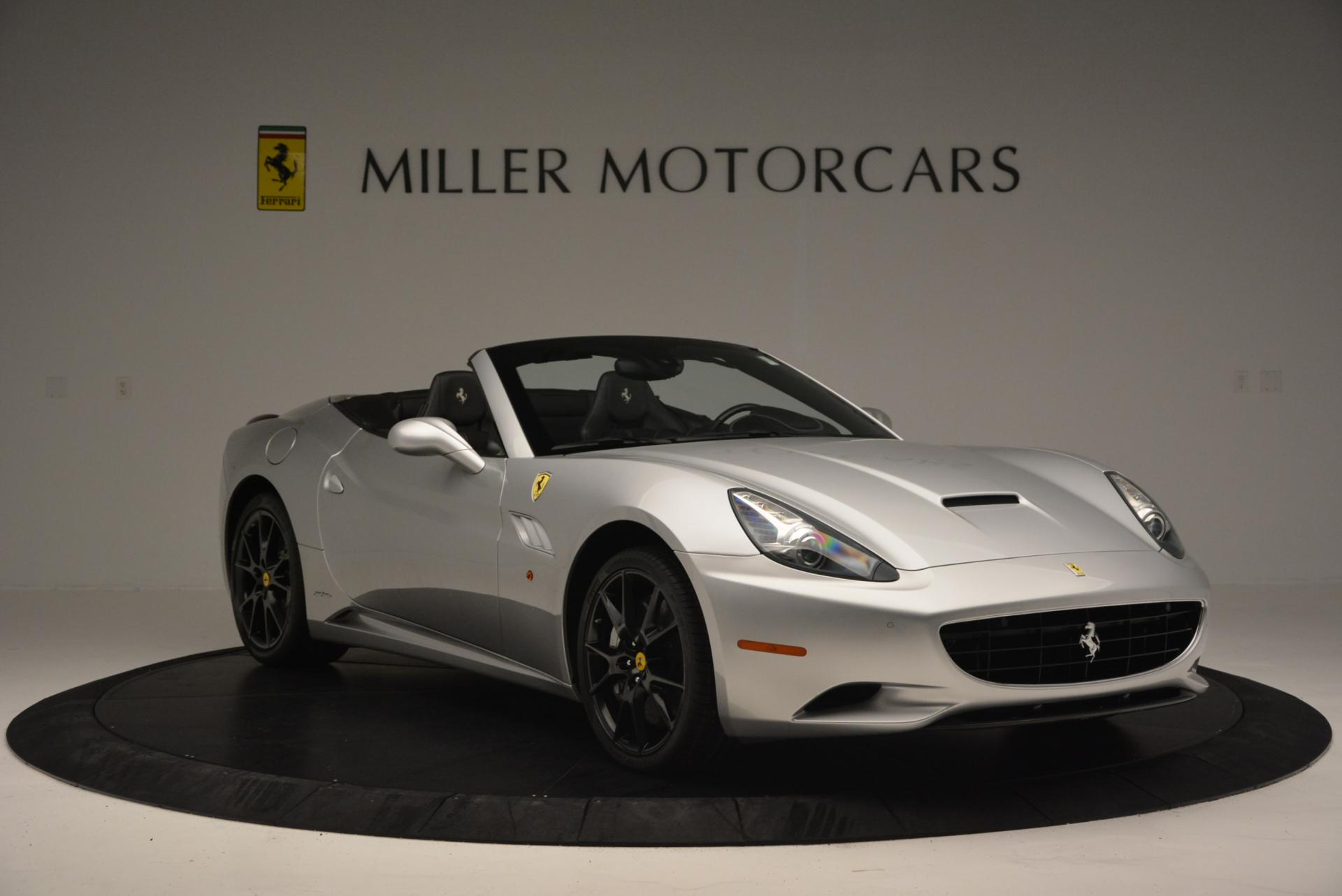 Used 2012 Ferrari California  For Sale In Greenwich, CT. Alfa Romeo of Greenwich, 4318 134_p11
