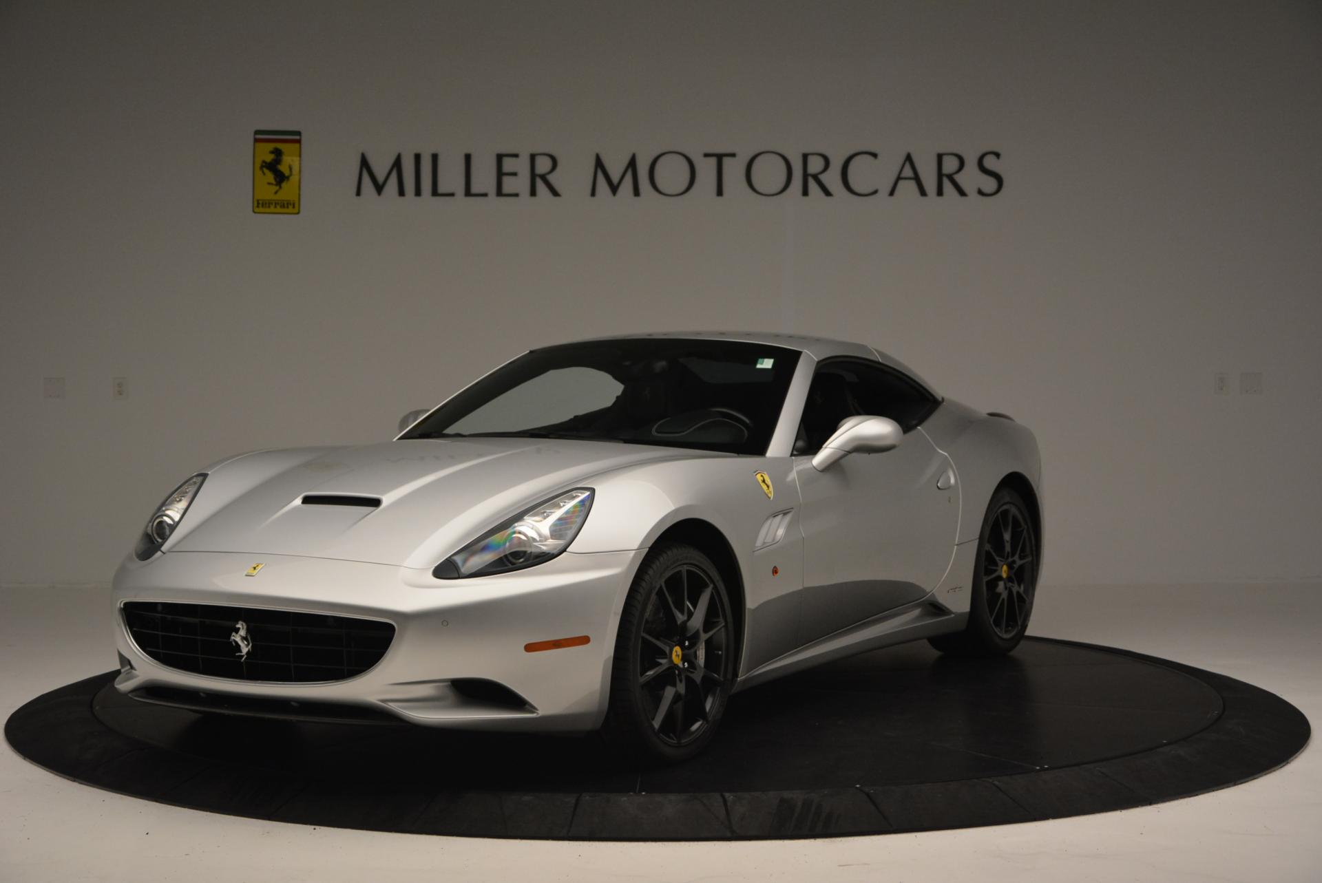 Used 2012 Ferrari California  For Sale In Greenwich, CT. Alfa Romeo of Greenwich, 4318 134_p13