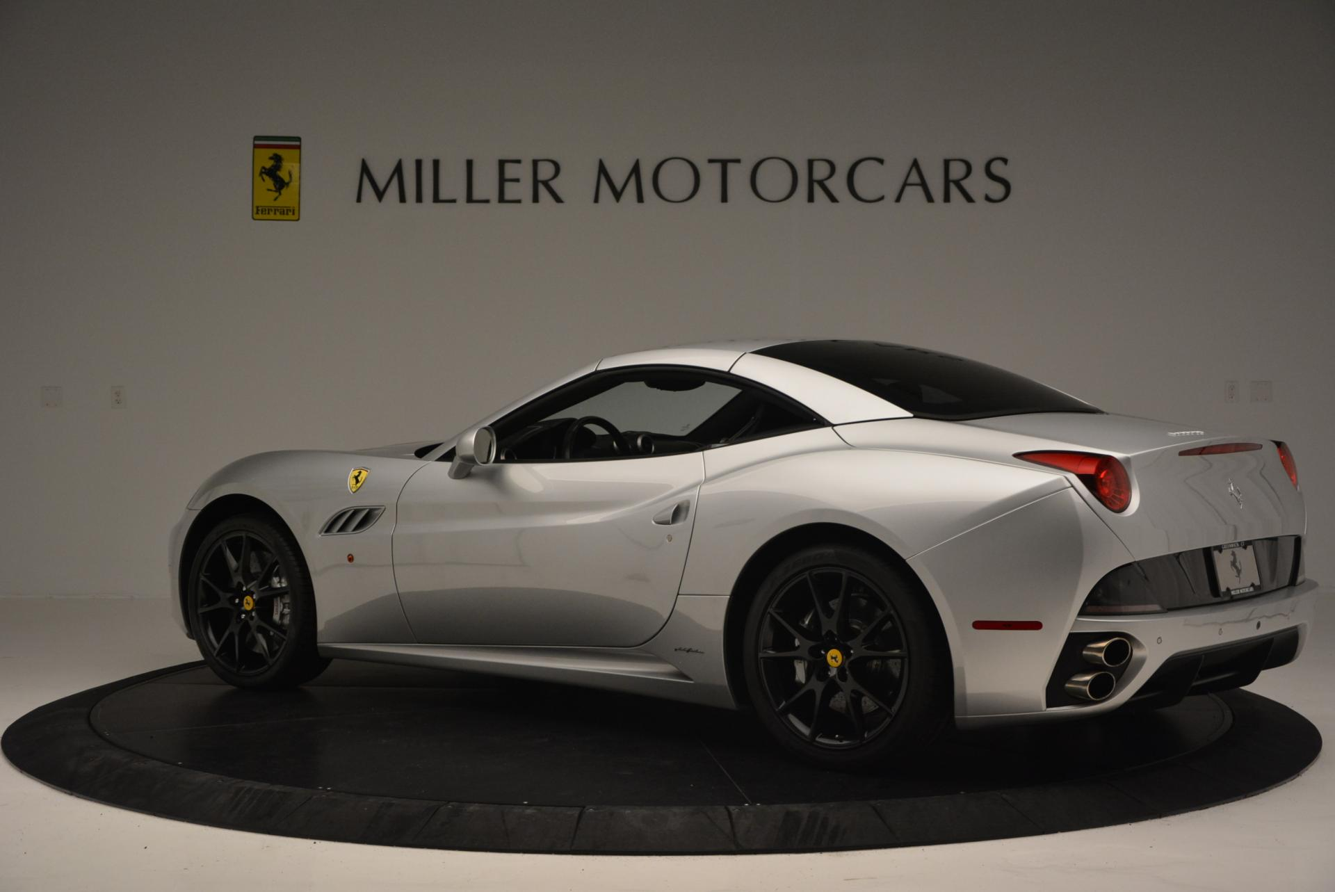 Used 2012 Ferrari California  For Sale In Greenwich, CT. Alfa Romeo of Greenwich, 4318 134_p16