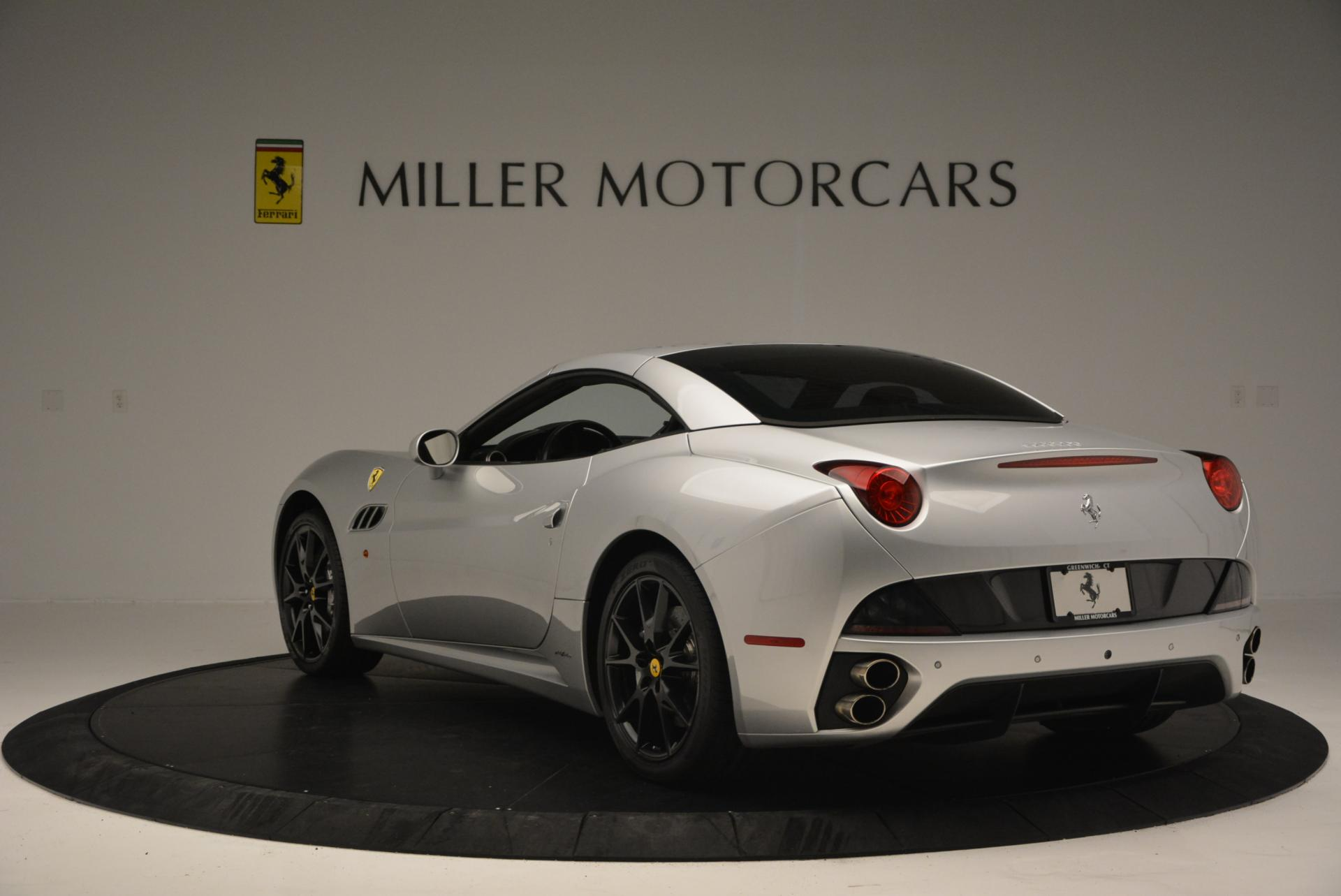 Used 2012 Ferrari California  For Sale In Greenwich, CT. Alfa Romeo of Greenwich, 4318 134_p17