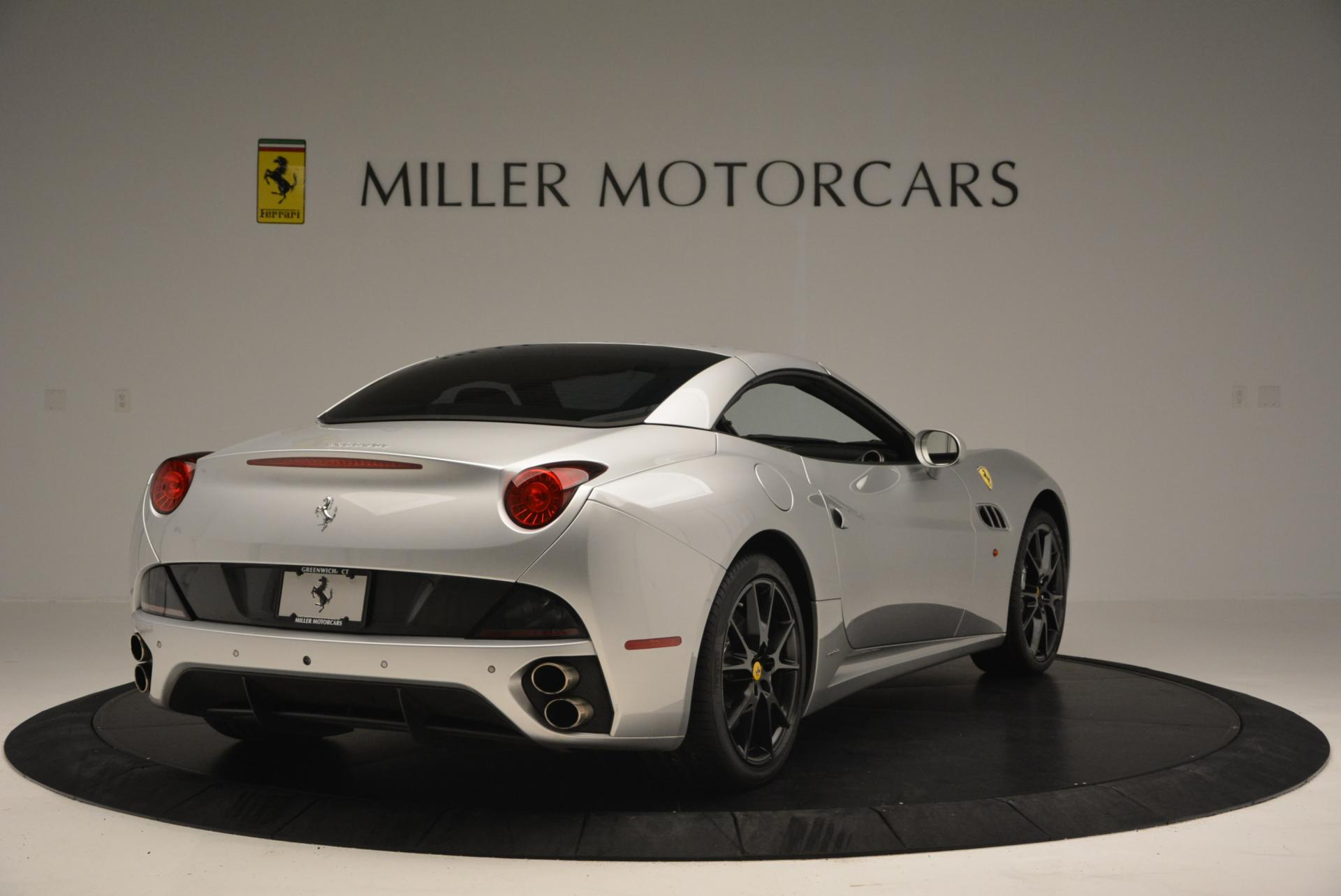 Used 2012 Ferrari California  For Sale In Greenwich, CT. Alfa Romeo of Greenwich, 4318 134_p19