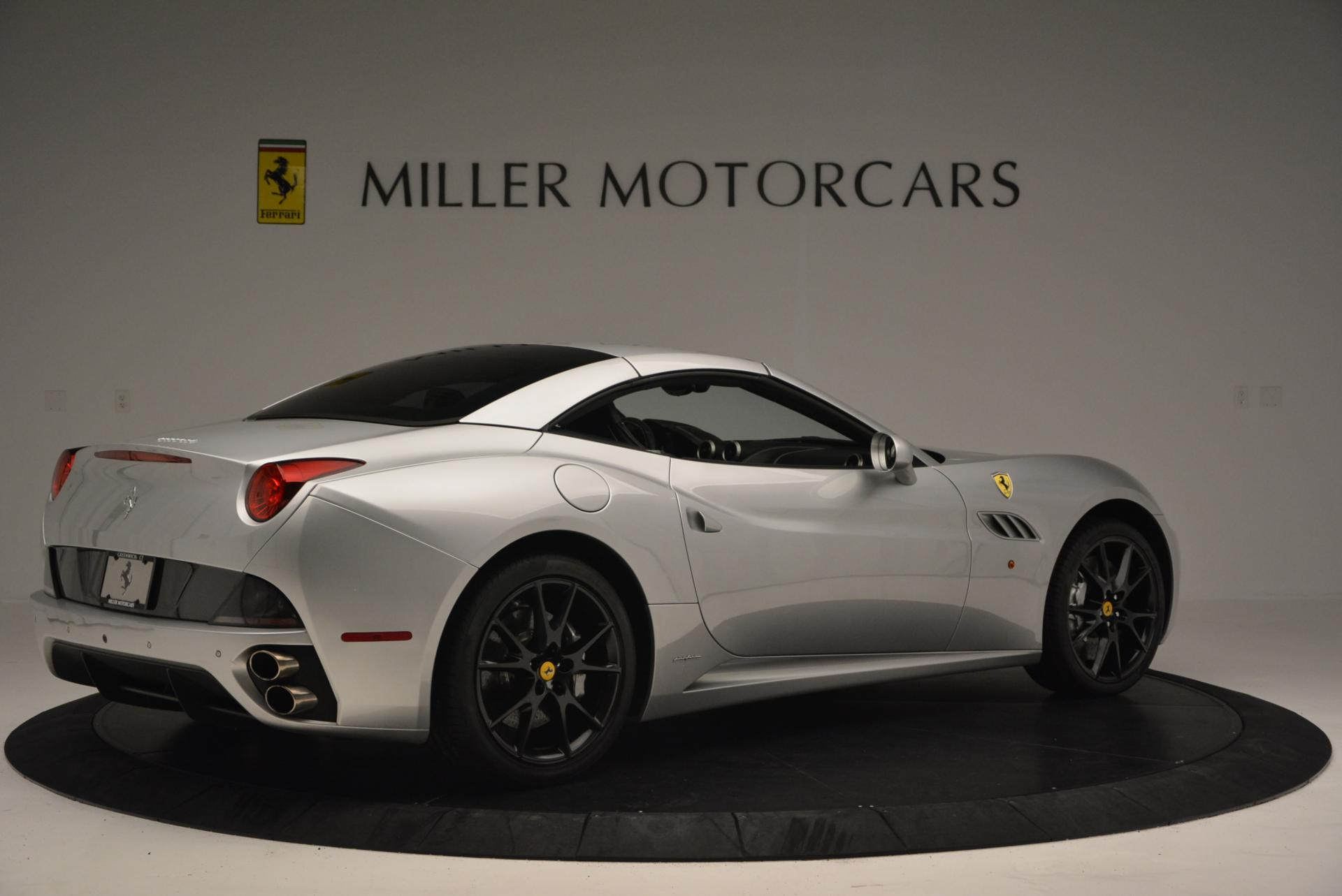 Used 2012 Ferrari California  For Sale In Greenwich, CT. Alfa Romeo of Greenwich, 4318 134_p20