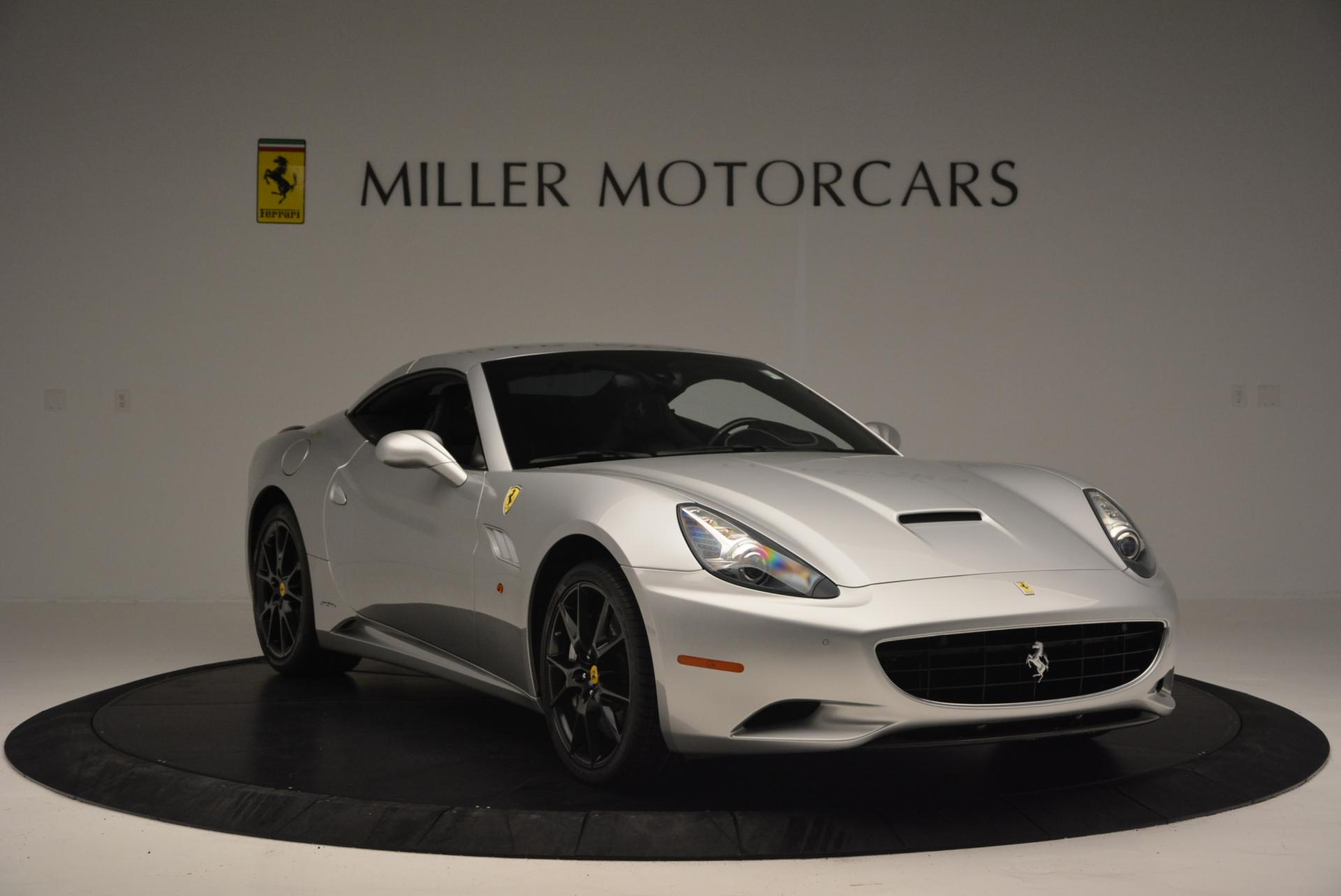 Used 2012 Ferrari California  For Sale In Greenwich, CT. Alfa Romeo of Greenwich, 4318 134_p23