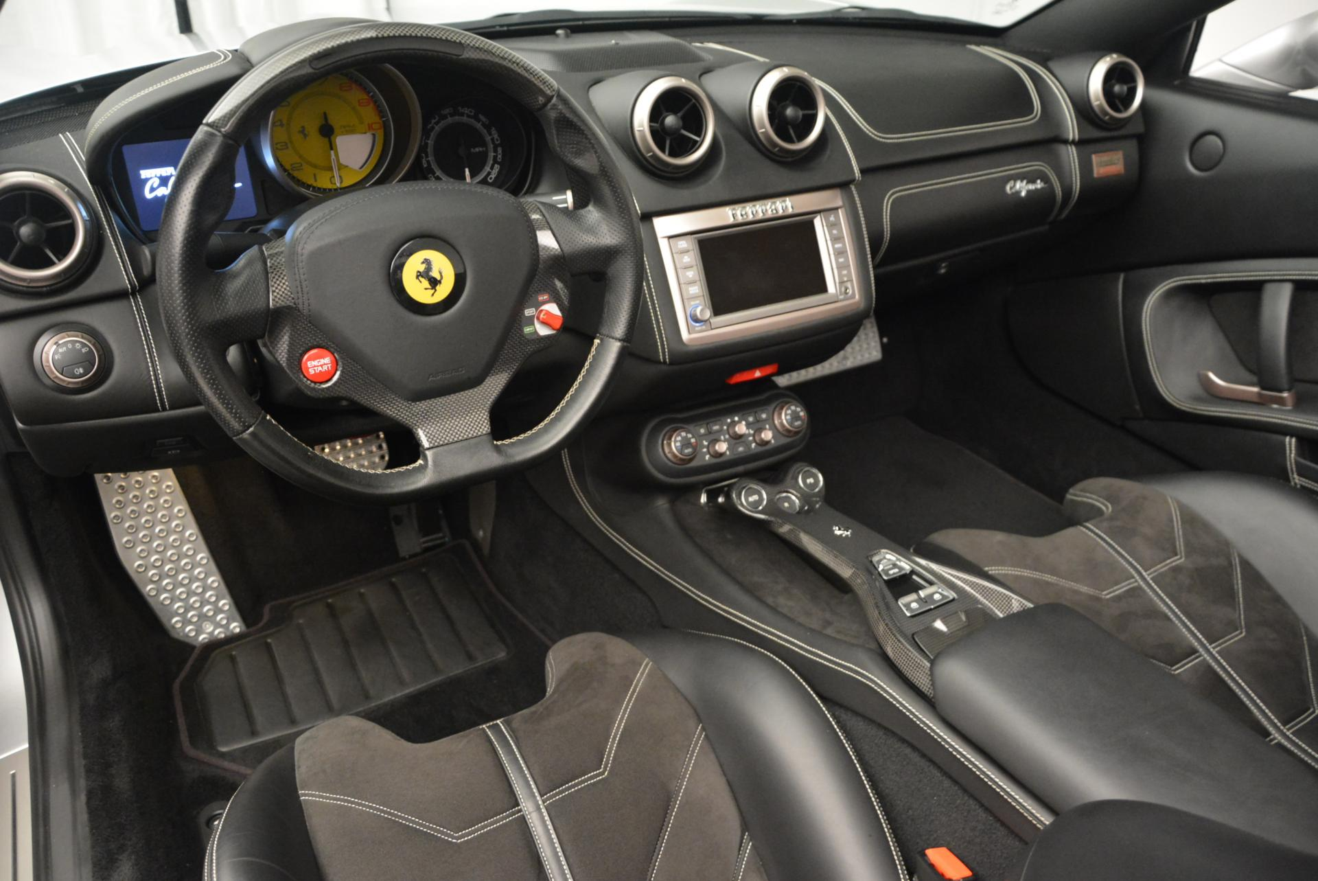 Used 2012 Ferrari California  For Sale In Greenwich, CT. Alfa Romeo of Greenwich, 4318 134_p25