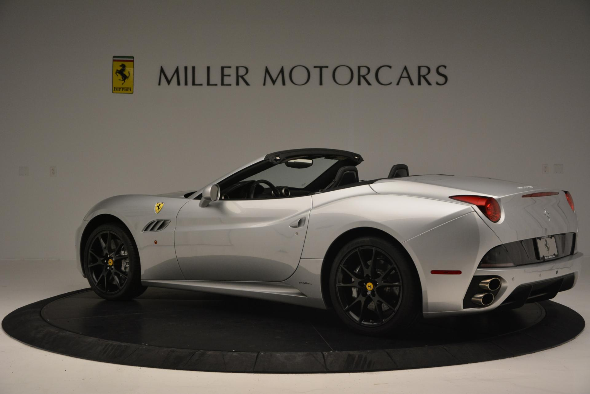 Used 2012 Ferrari California  For Sale In Greenwich, CT. Alfa Romeo of Greenwich, 4318 134_p4